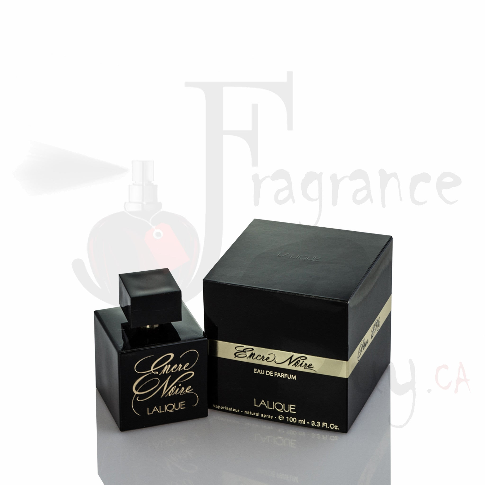 Lalique Encre Noir For Woman