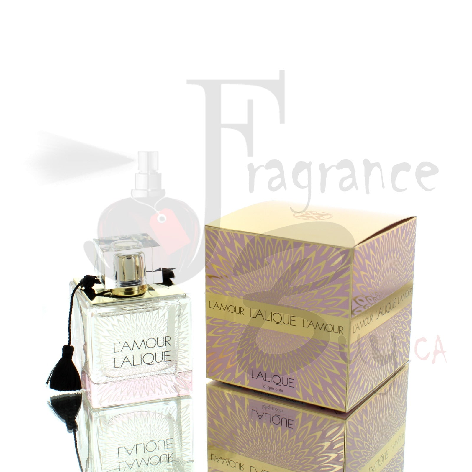 L'Amour Lalique For Woman