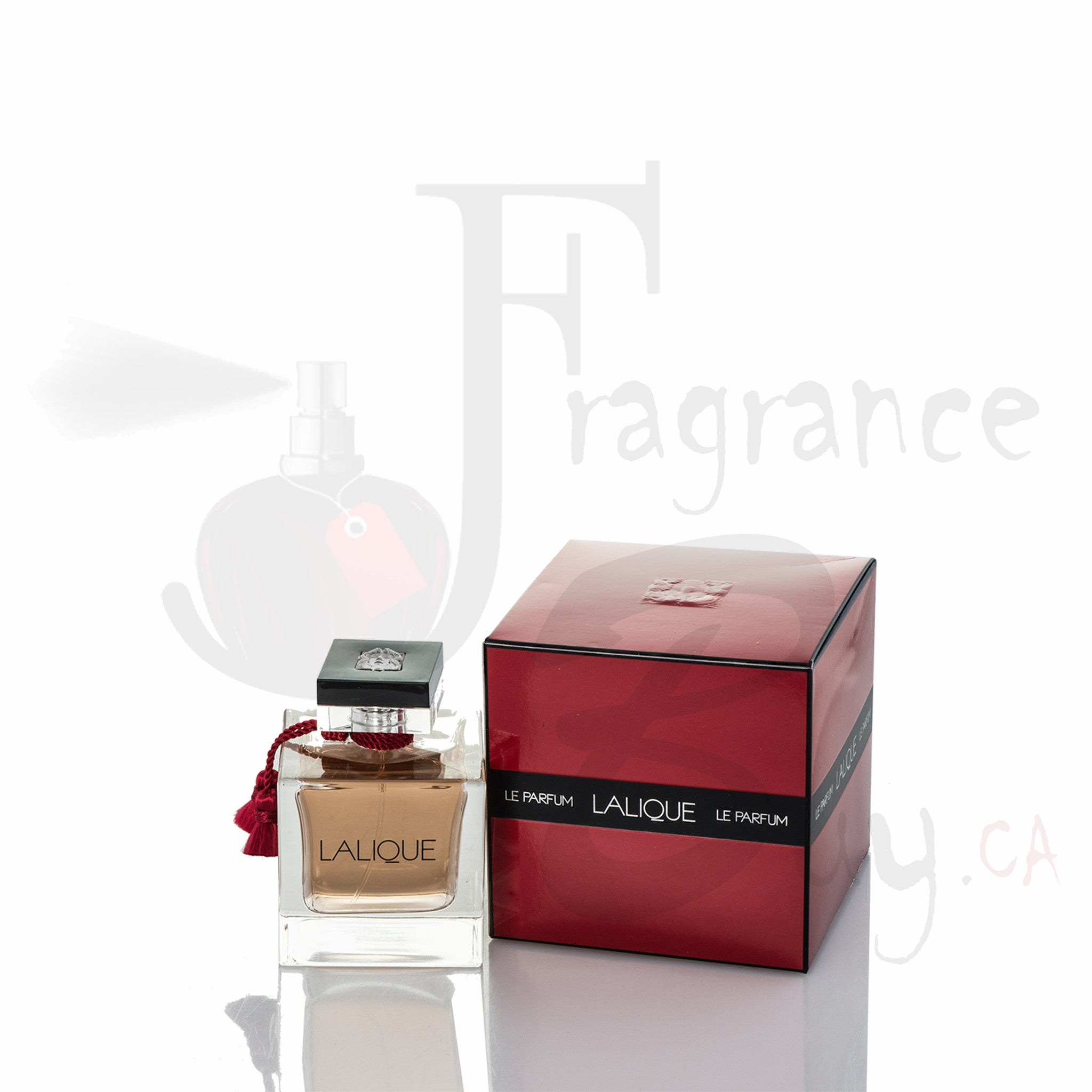 Lalique Le Parfum (Red) For Woman