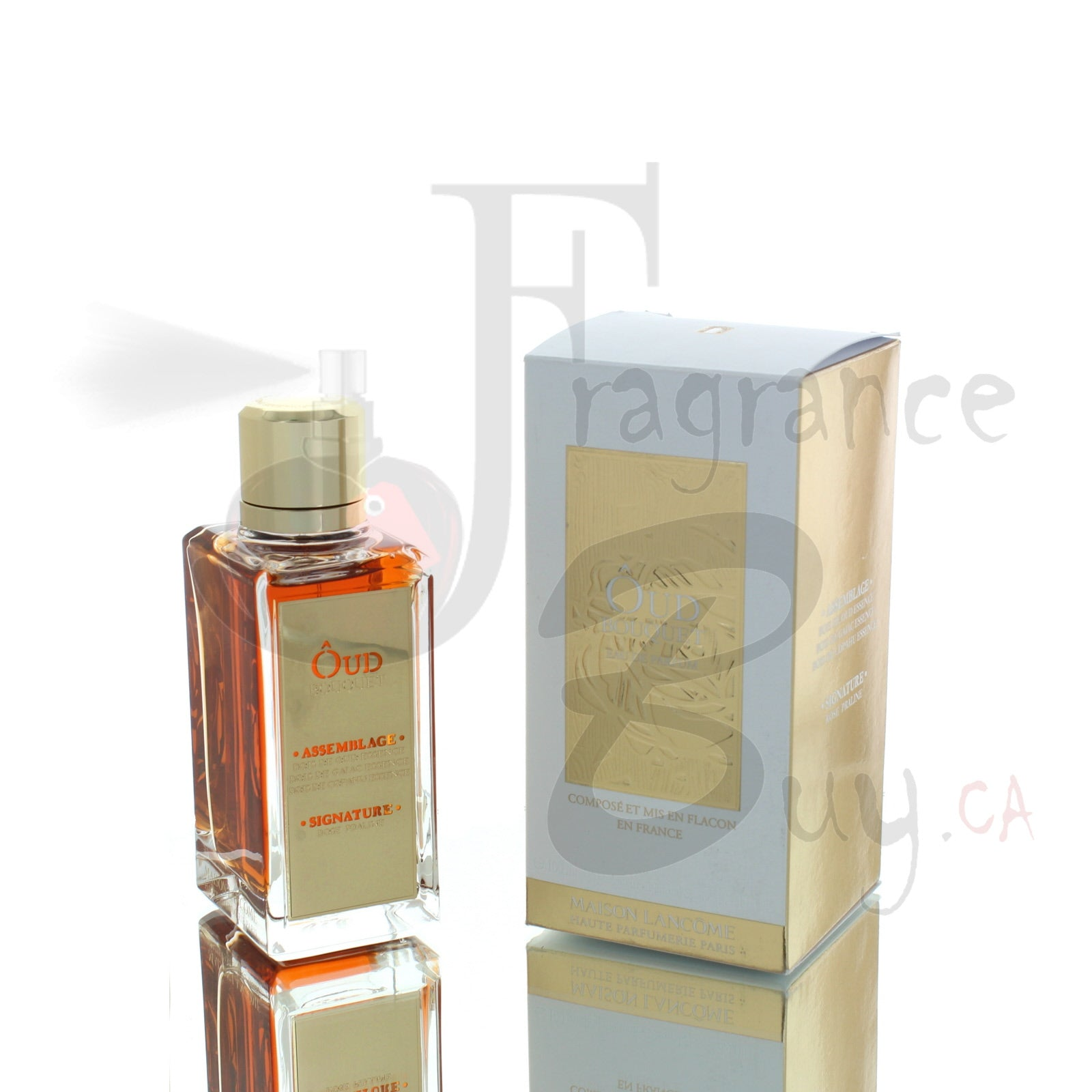 Maison Lancome Oud Bouquet (Private Collection) For Woman