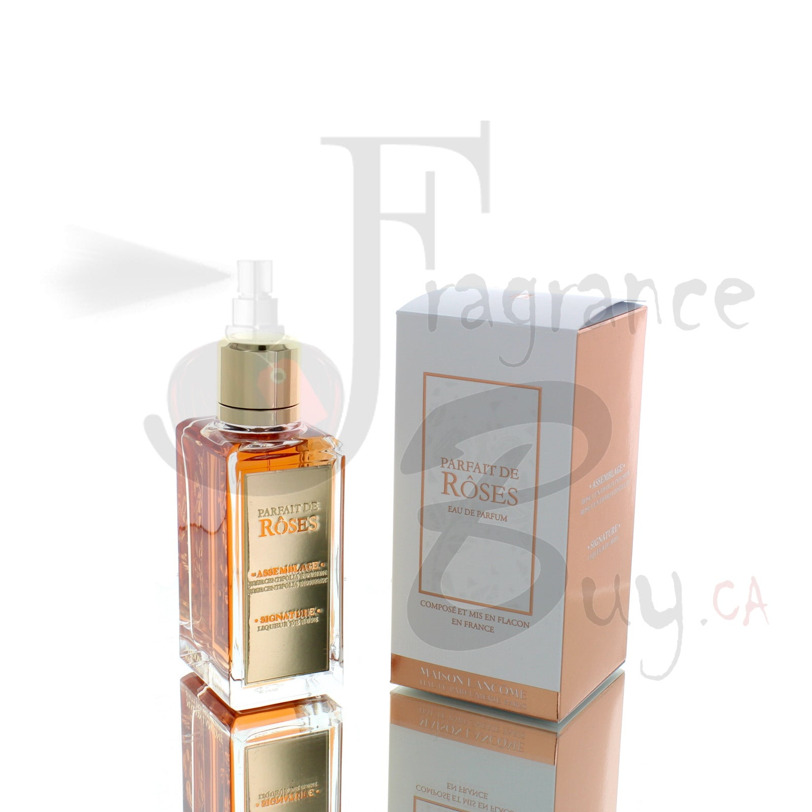 Lancome Parfait de Roses For Man/Woman