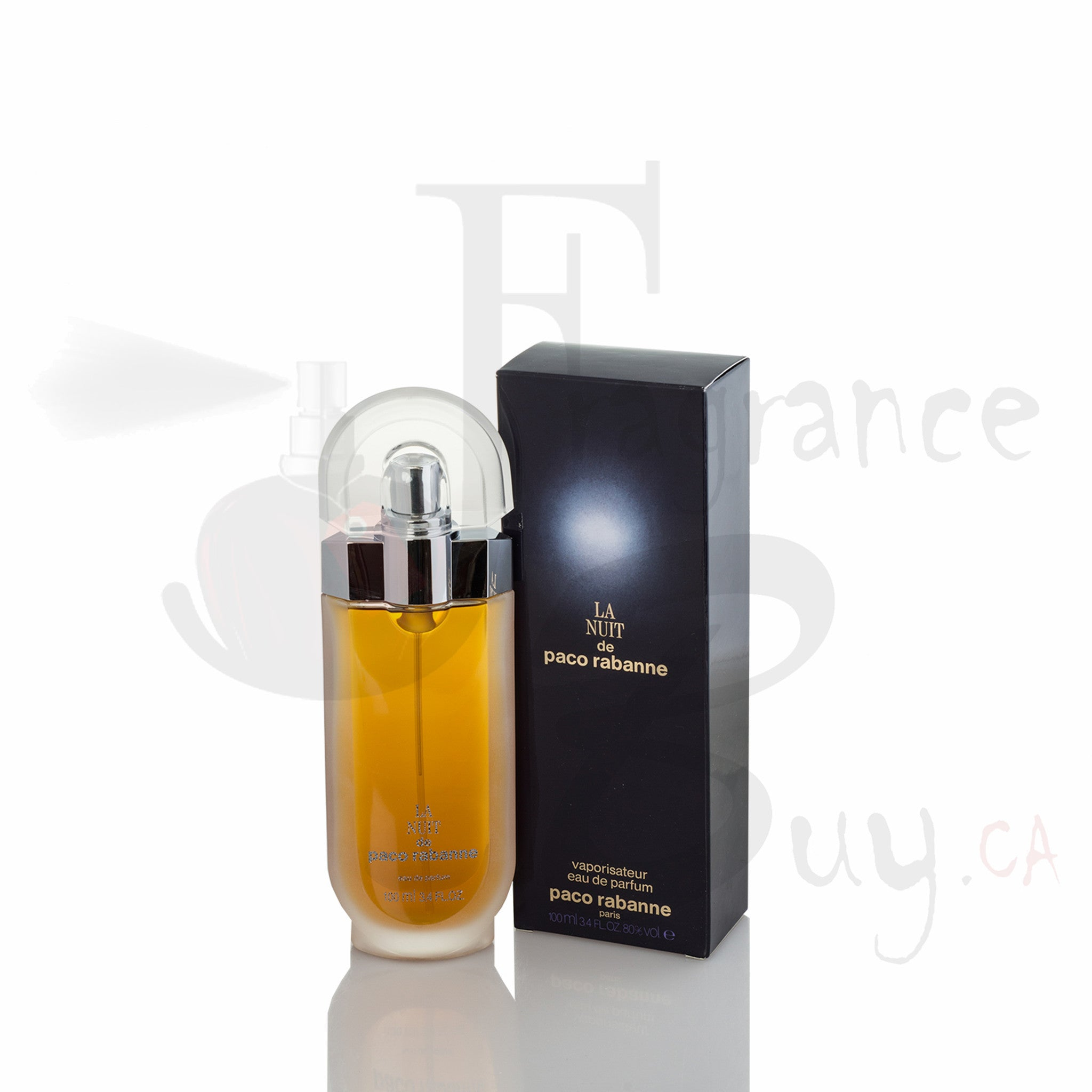 La Nuit Paco Rabanne For Woman