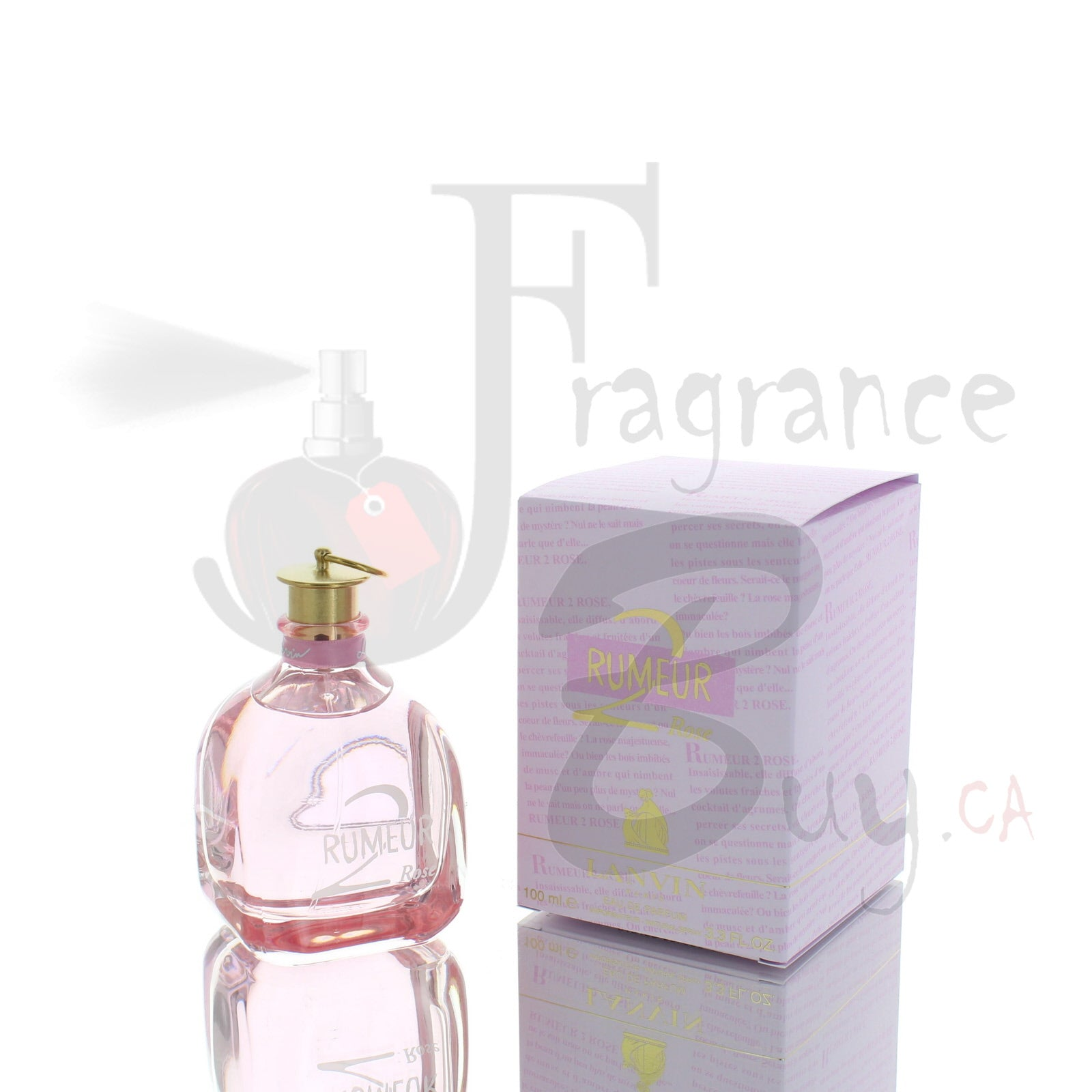 Lanvin Rumeur 2 Rose For Woman