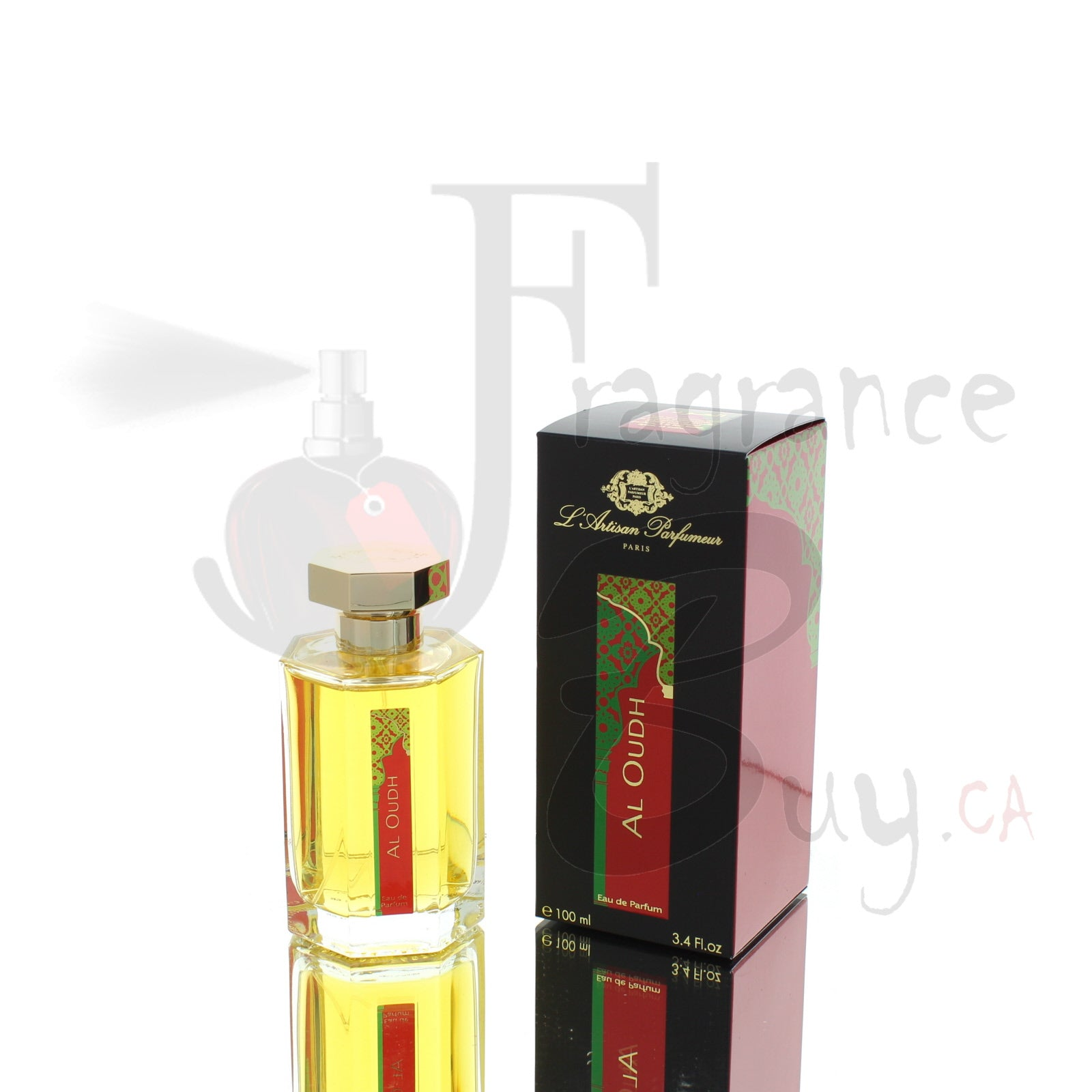 Al Oudh L'Artisan Parfumeur For Woman