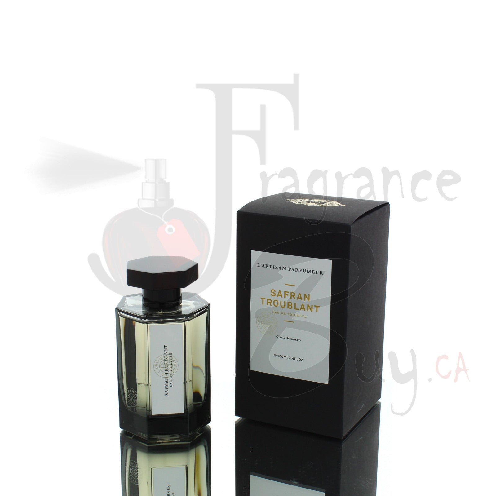 Safran Troublant L'Artisan Parfumeur For Man/Woman