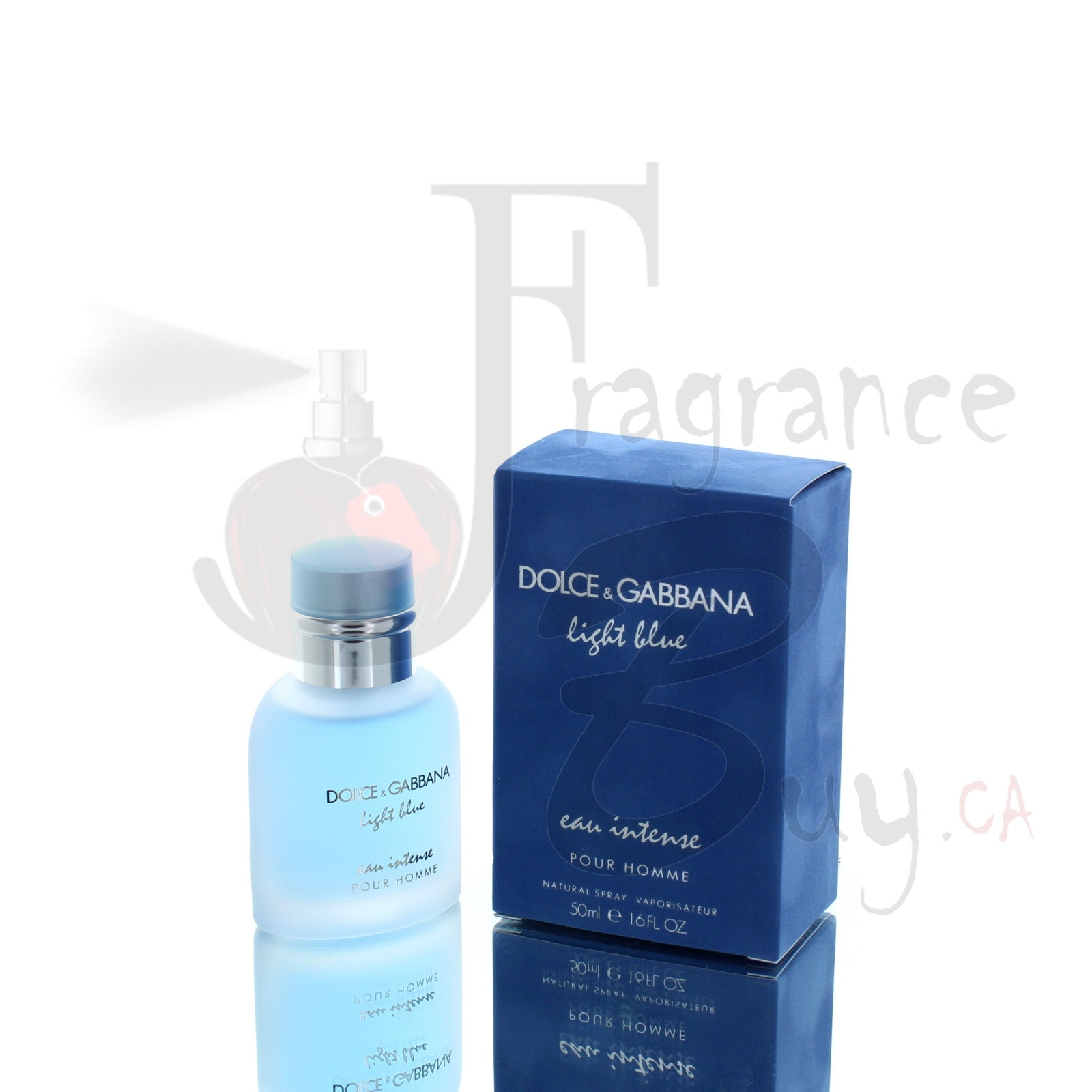 Dolce & Gabbana Light Blue Eau Intense For Man