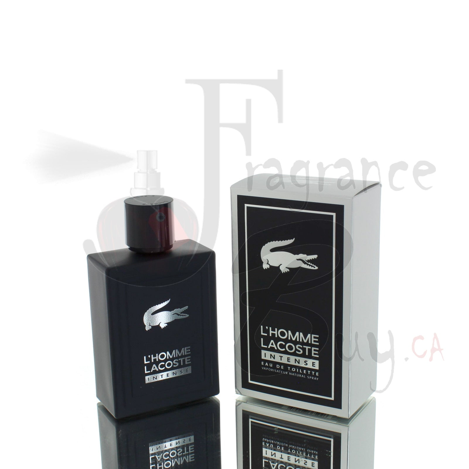 Lacoste L'Homme Intense Edition For Man