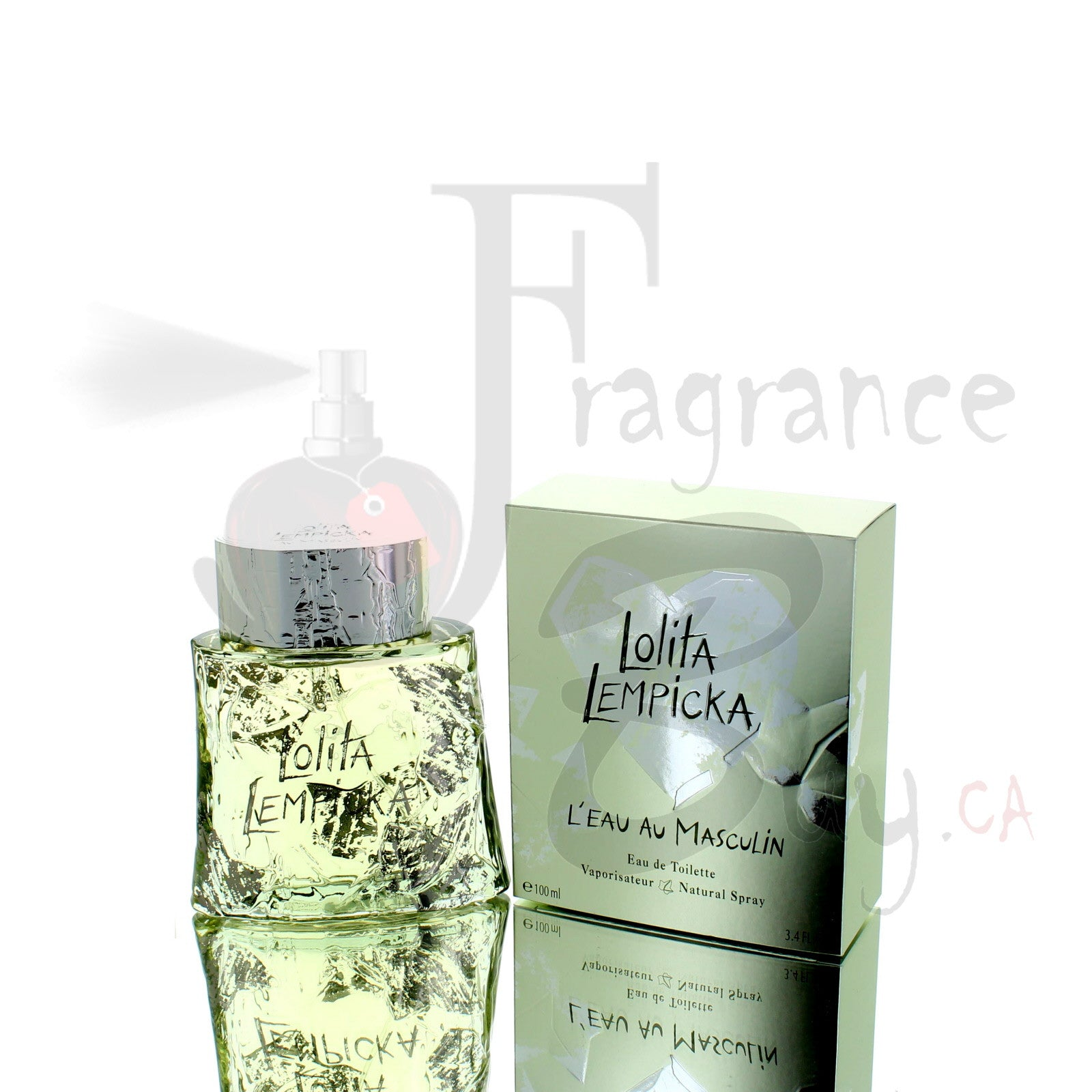Lolita Lempicka l'eau Masculin For Man