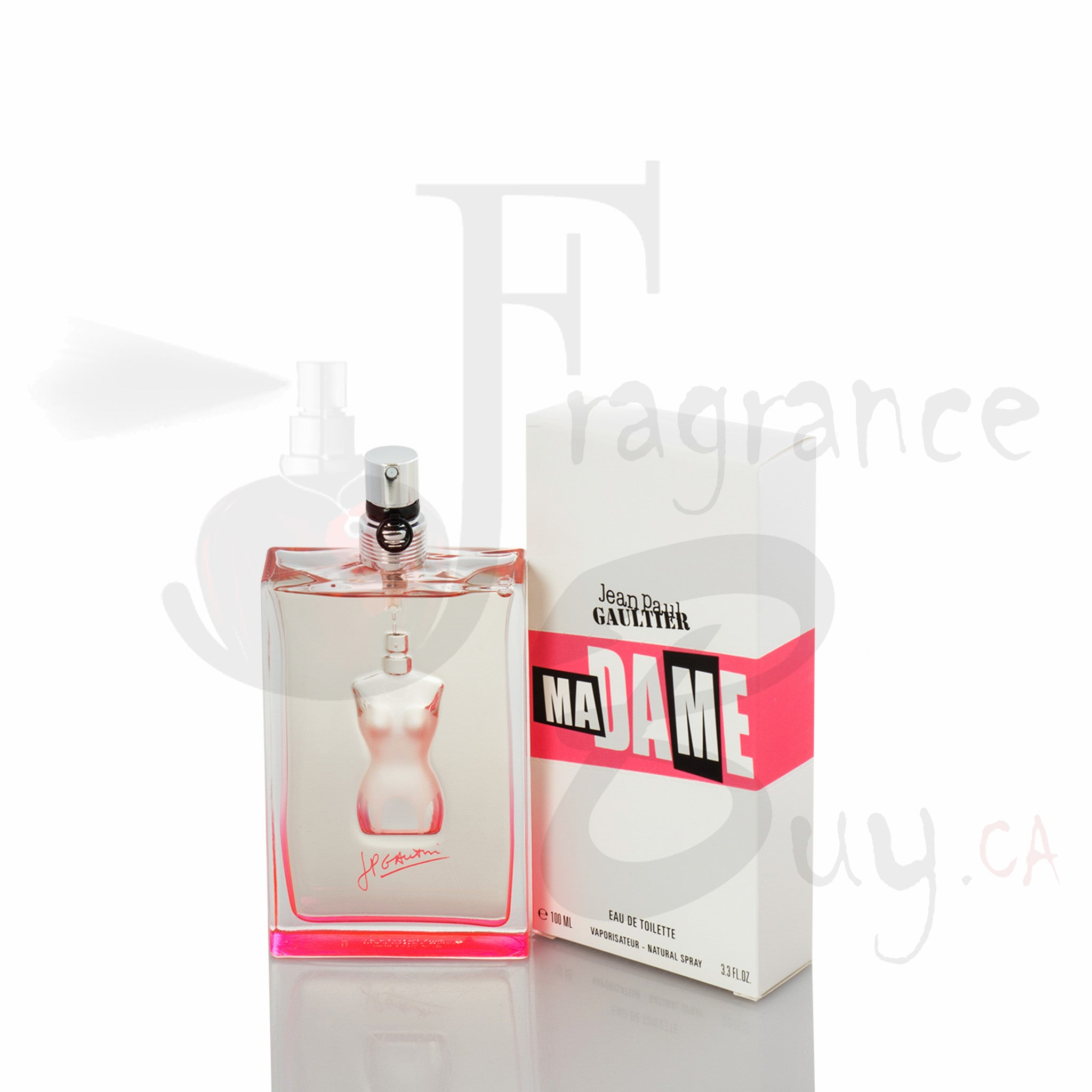 Jean Paul Gaultier JPG Madame For Woman
