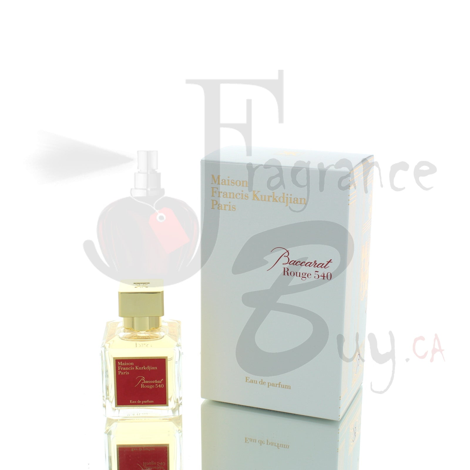 Francis Kurkdjian 540 Baccarat Rouge For Man/Woman