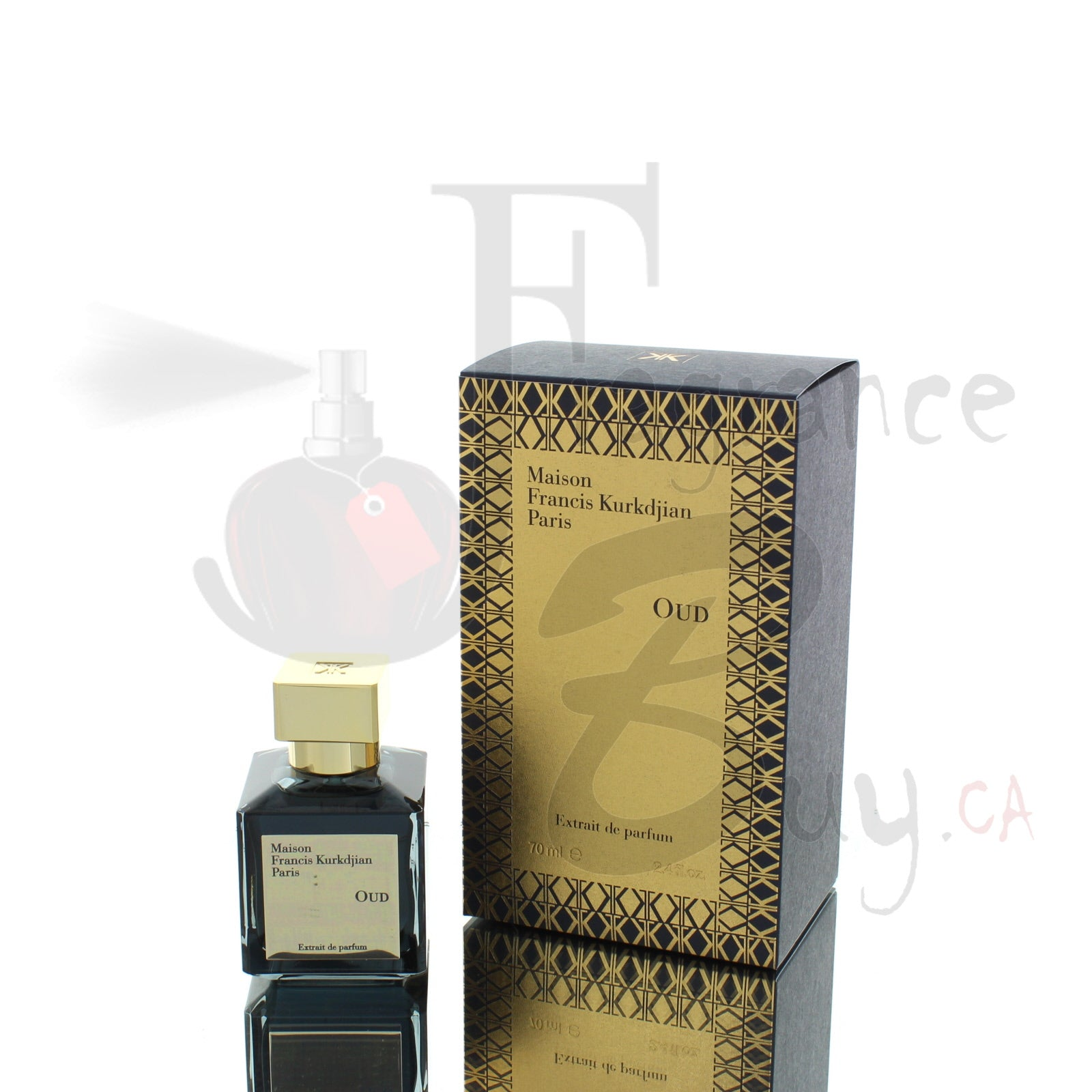 Francis Kurkdjian Oud Extrait For Man/Woman