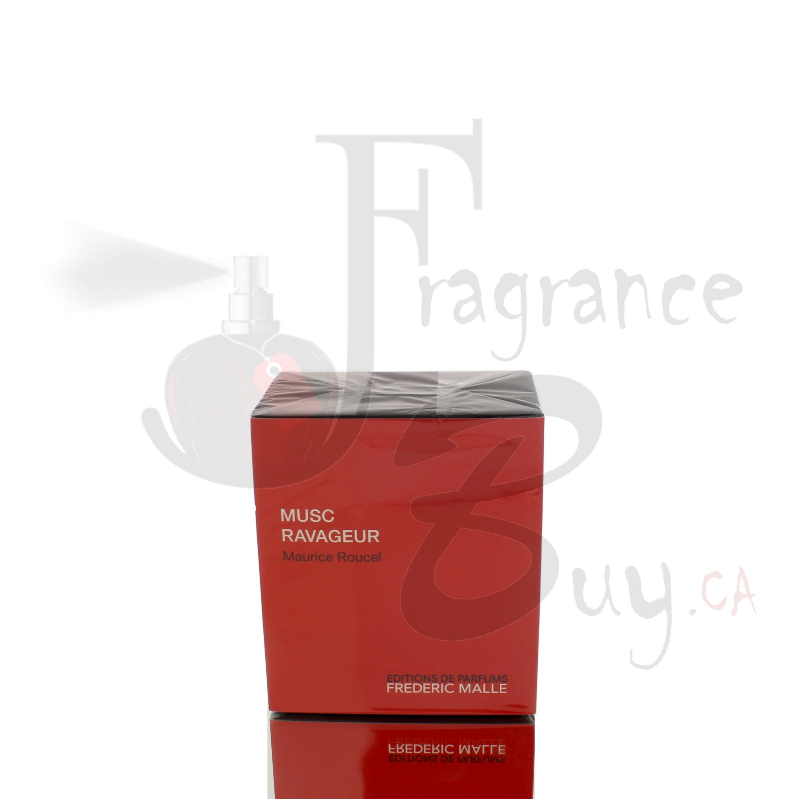 Frederic Malle Musc Ravageur For Man/Woman
