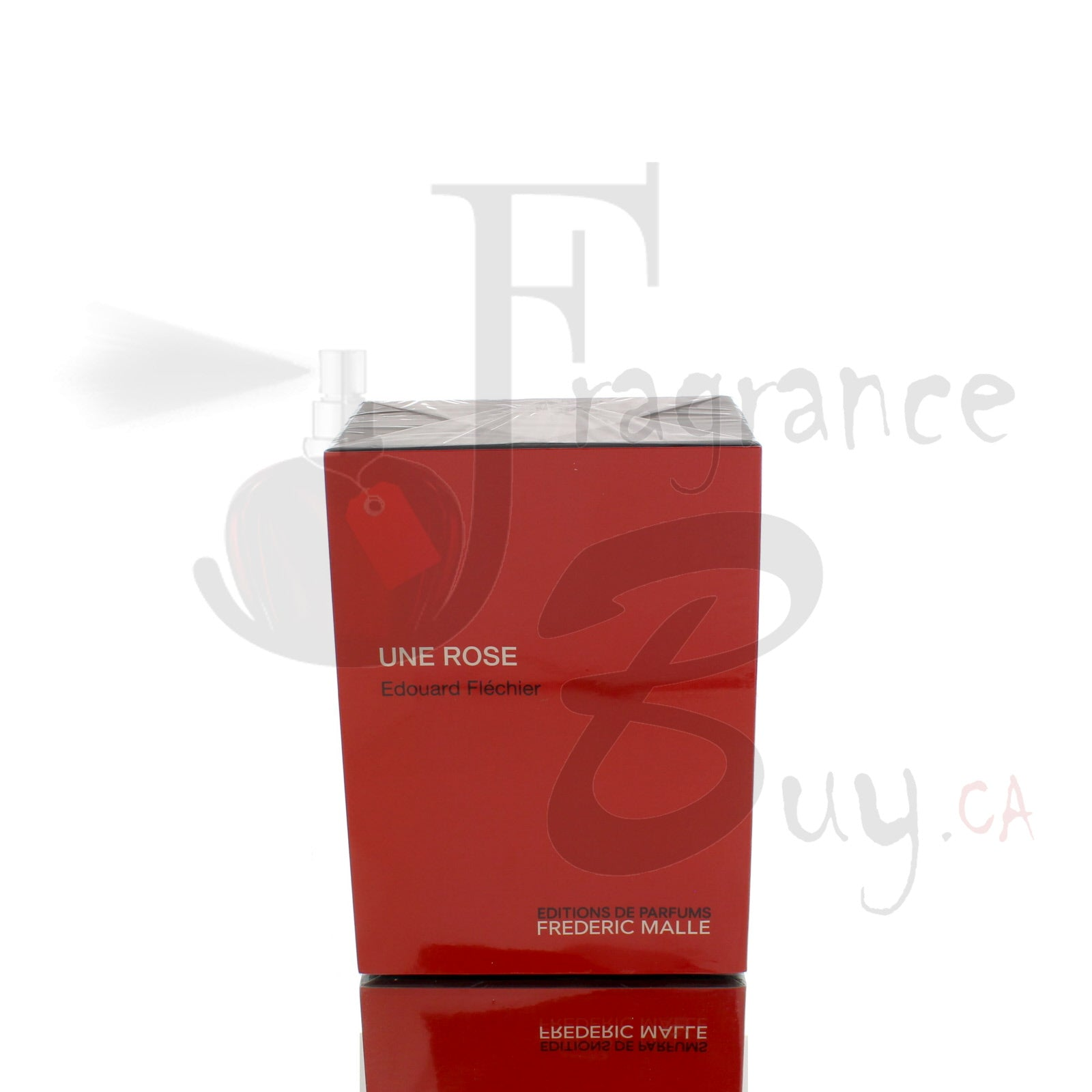 Frederic Malle Une Rose For Woman