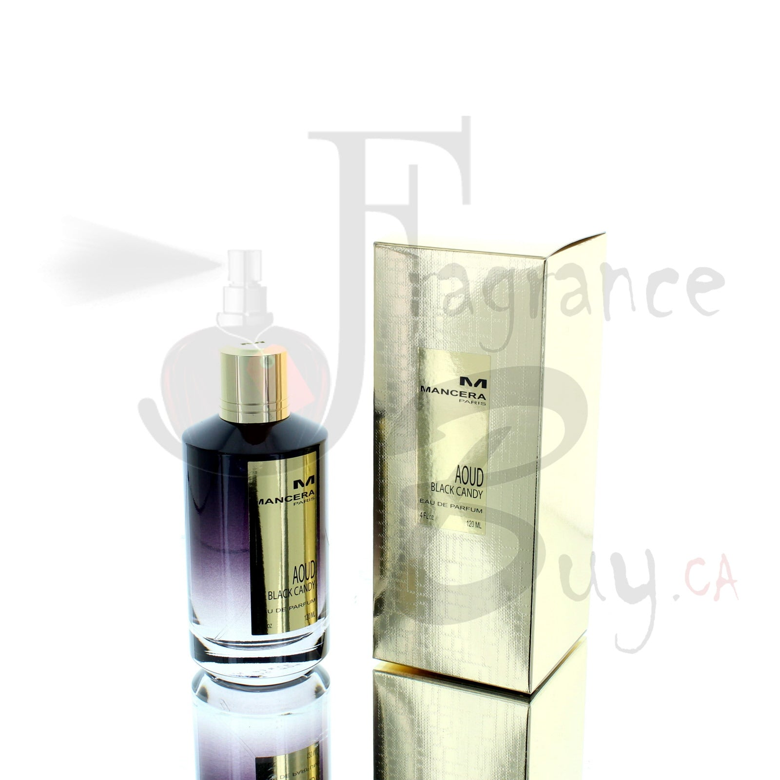 Mancera Aoud Black Candy For Man/Woman