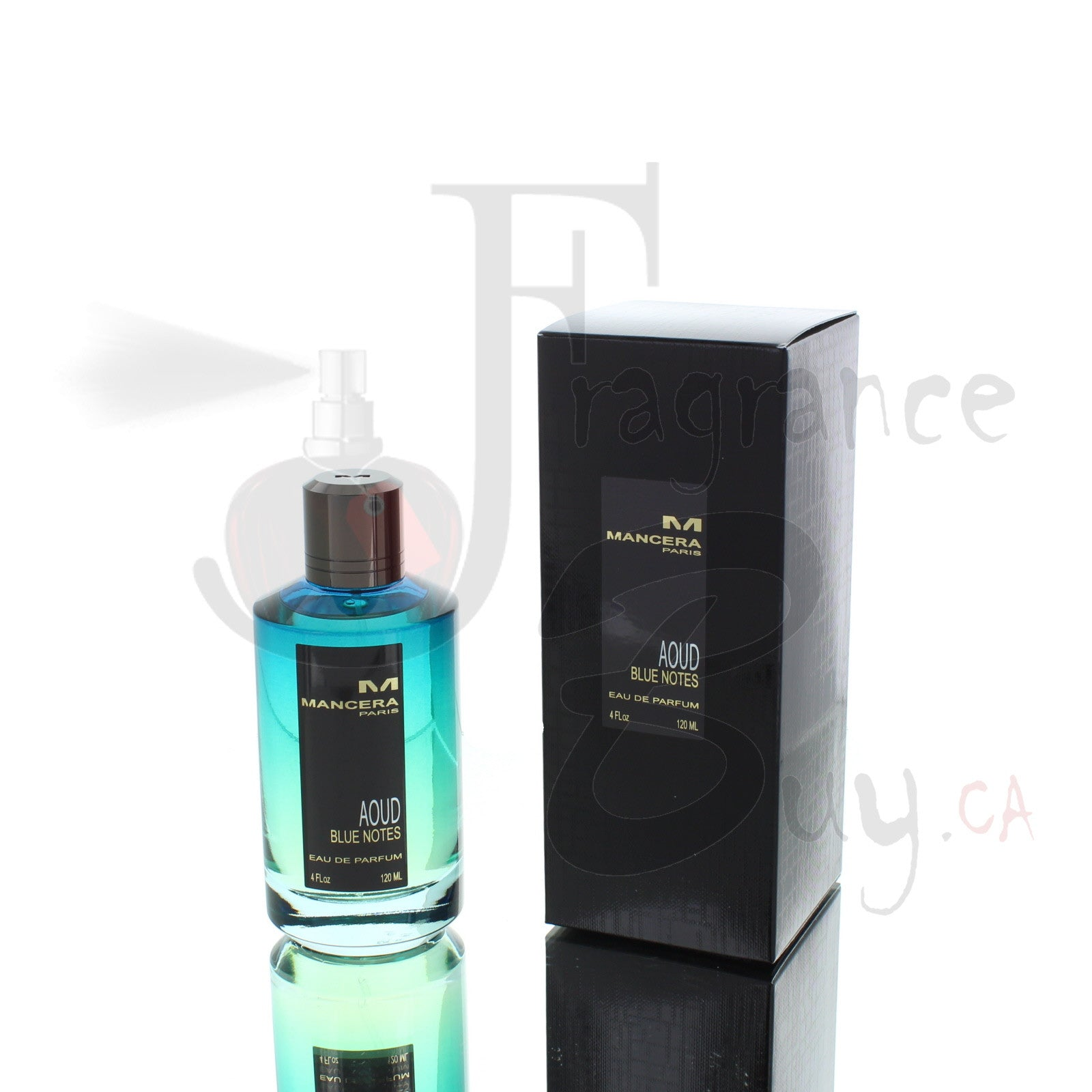 Mancera Aoud Blue Notes For Man/Woman
