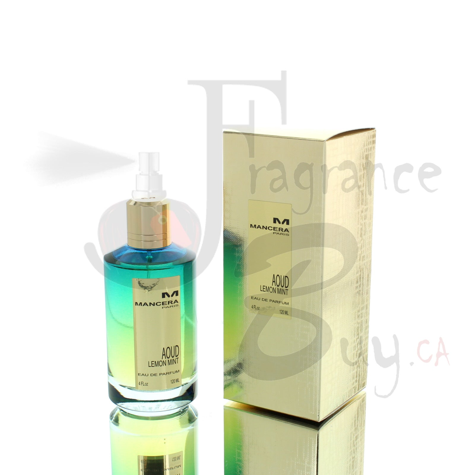 Mancera Aoud Lemon Mint For Man/Woman