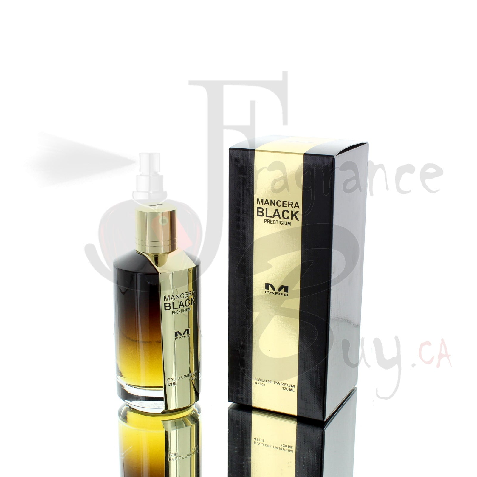 Mancera Black Prestigium For Man/Woman