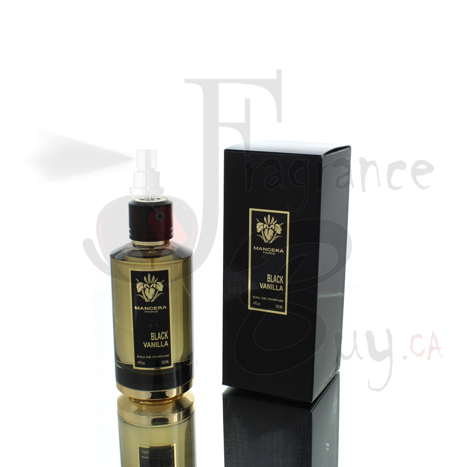 Mancera Black Vanilla For Man/Woman