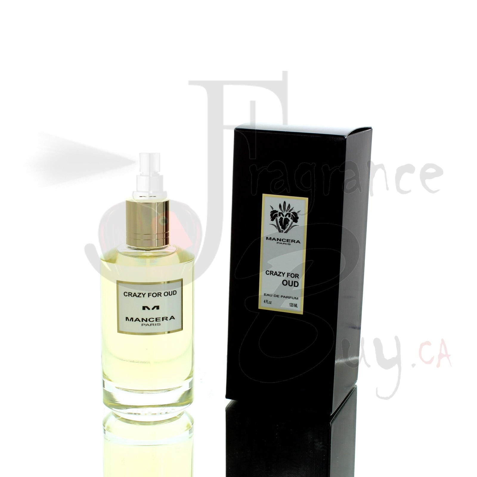 Mancera Crazy For Oud For Man/Woman