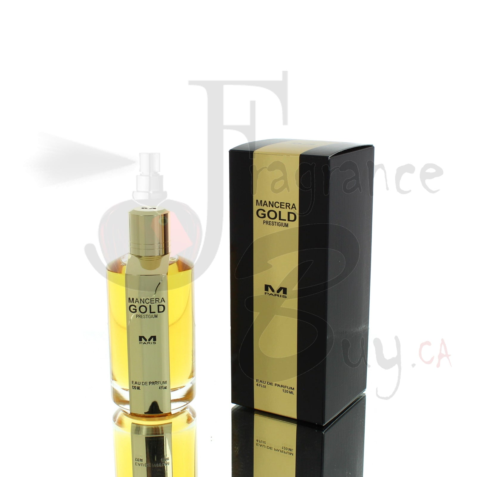 Mancera Gold Prestigium For Man/Woman