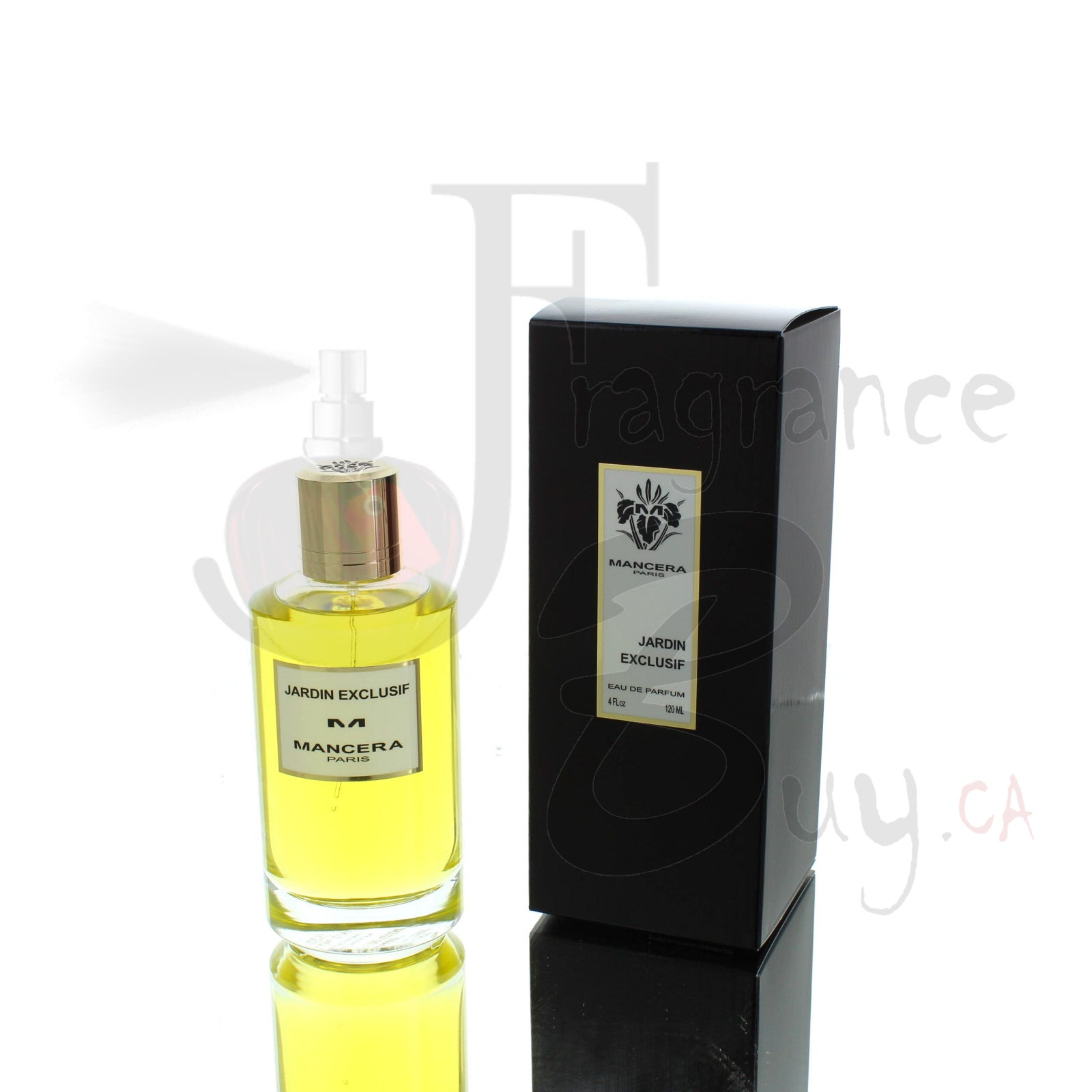 Mancera Jardin Exclusif For Man/Woman