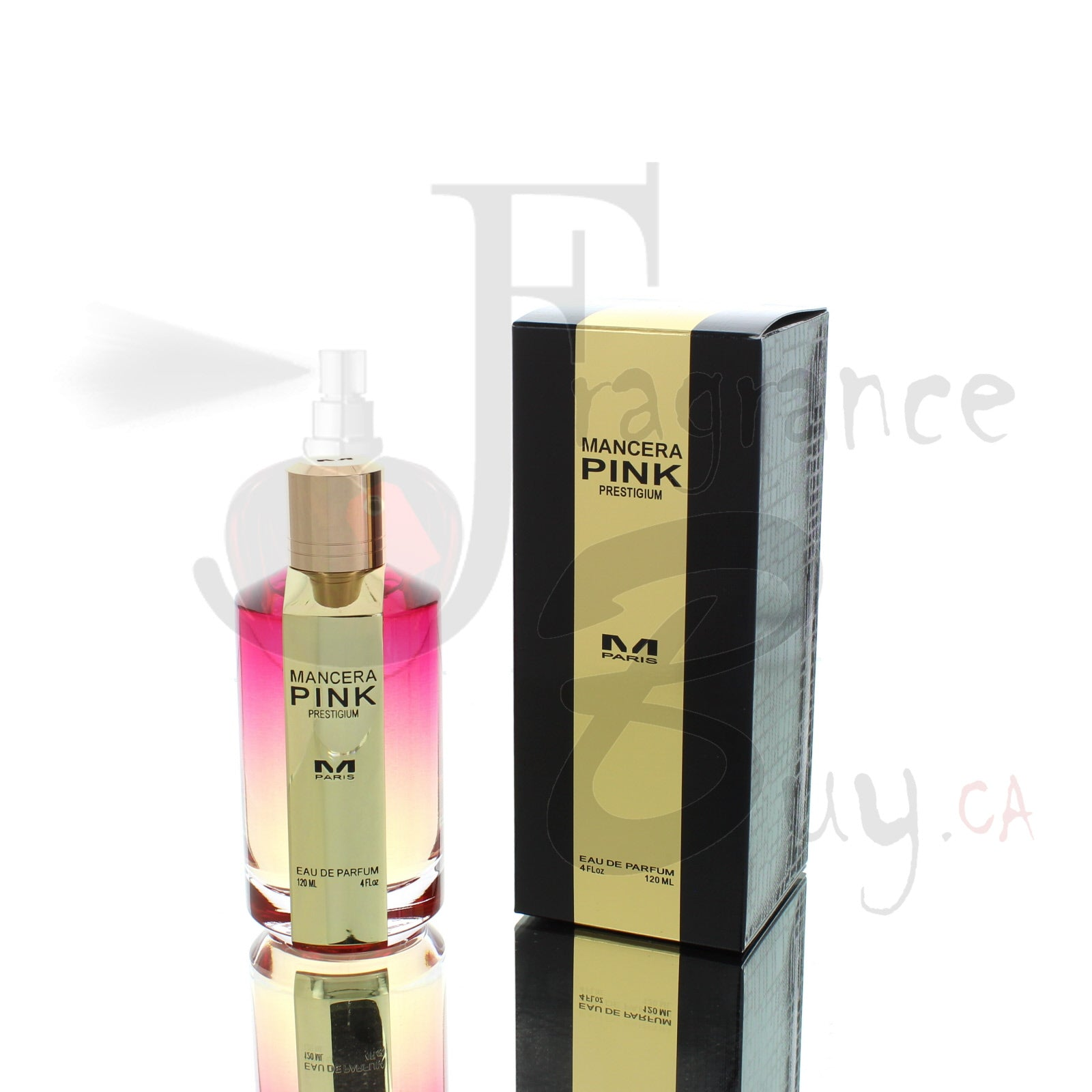 Mancera Pink Prestigium For Woman