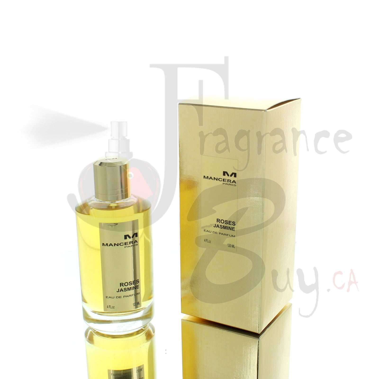 Mancera Roses Jasmine For Man/Woman