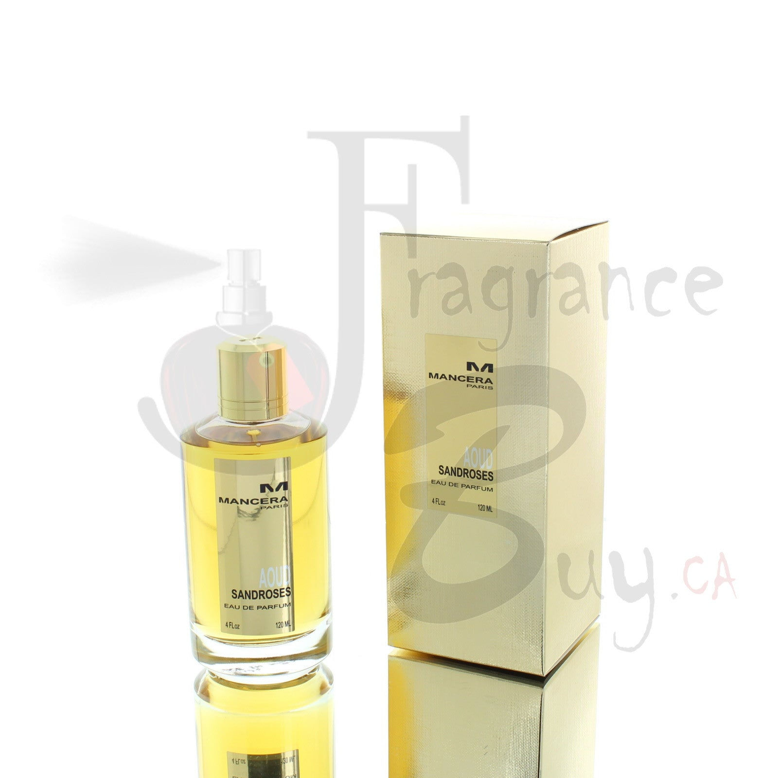 Mancera Aoud Sandroses For Man/Woman