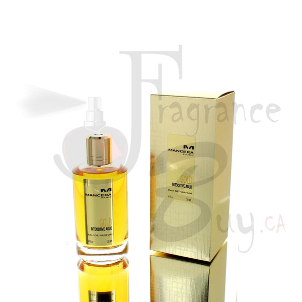 Mancera Gold Intensitive Aoud For Man/Woman