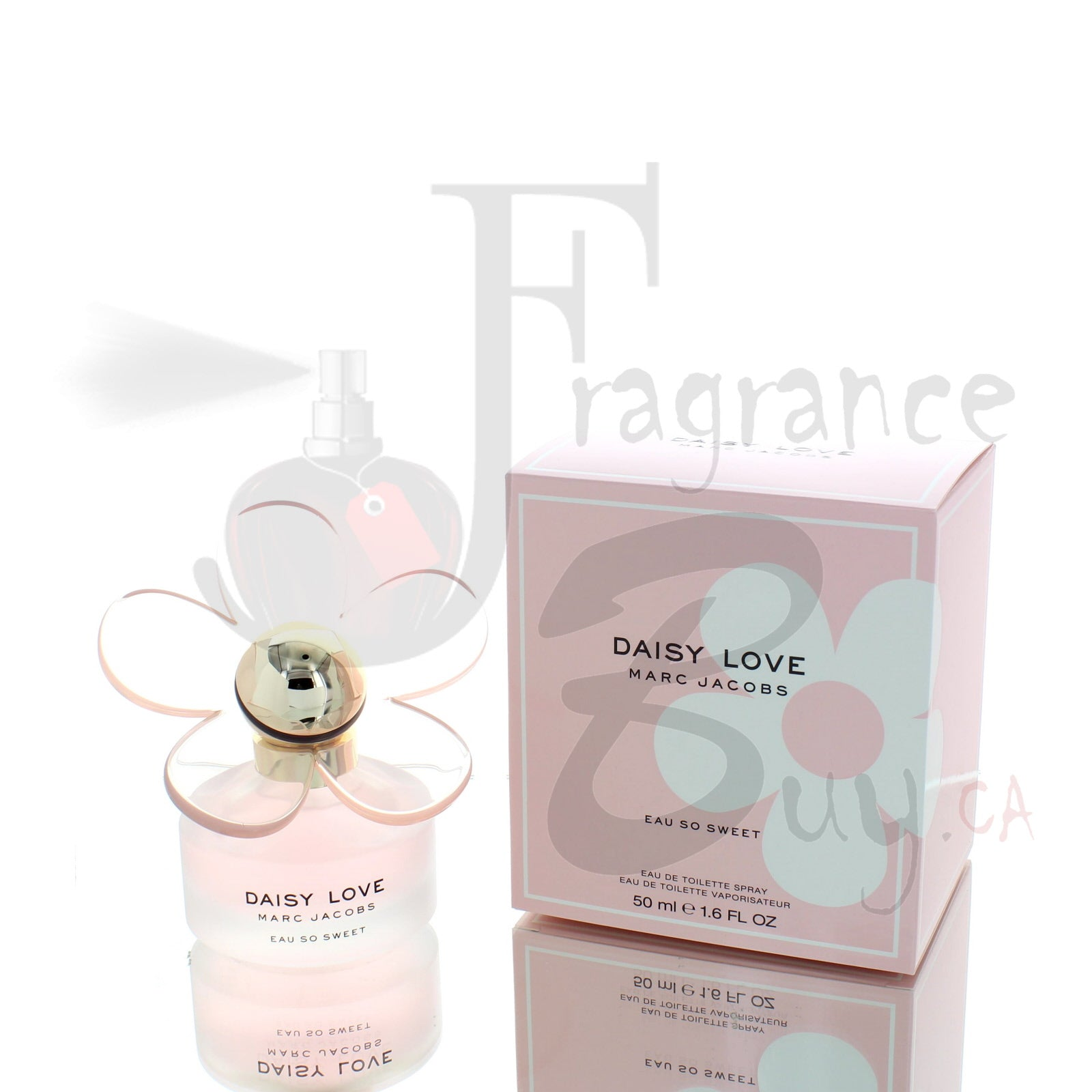 Marc Jacobs Daisy Love Eau So Sweet For Woman