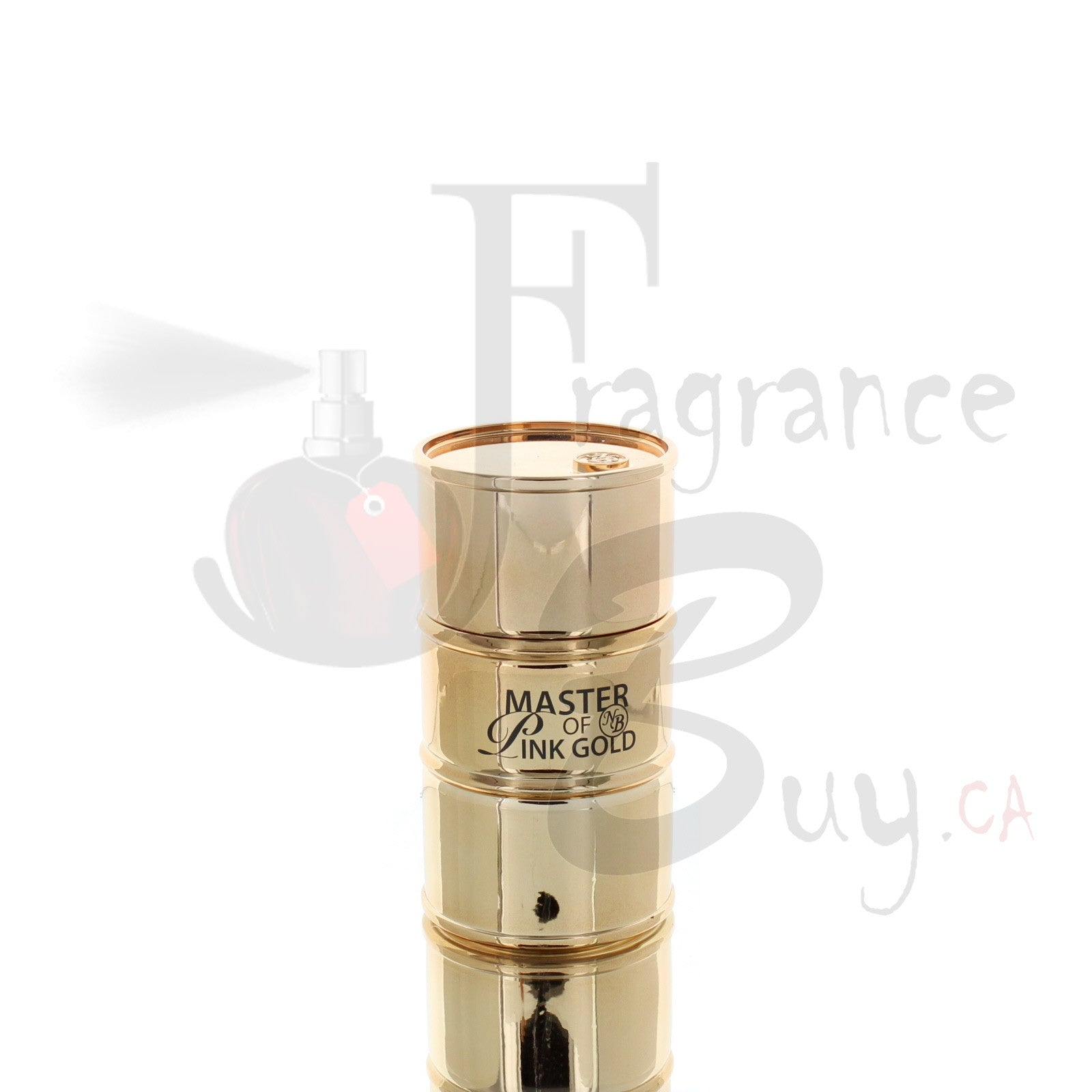 Essence Pink Gold (The Olympea Twist) by New Brand For Woman