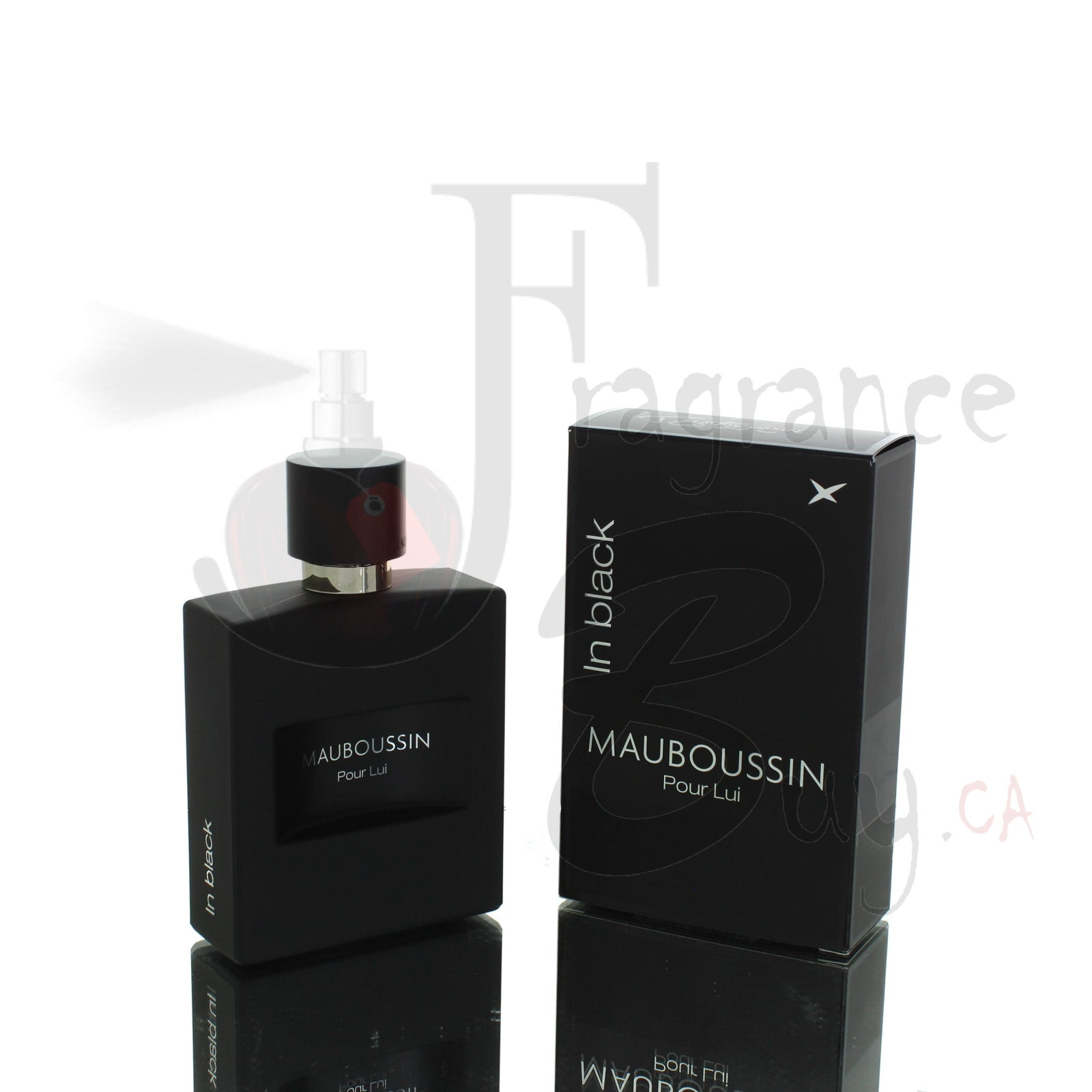 Mauboussin Pour Lui in Black For Man