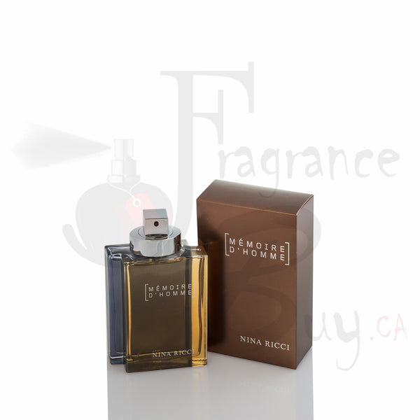 Memoire Homme by Nina Ricci For Man