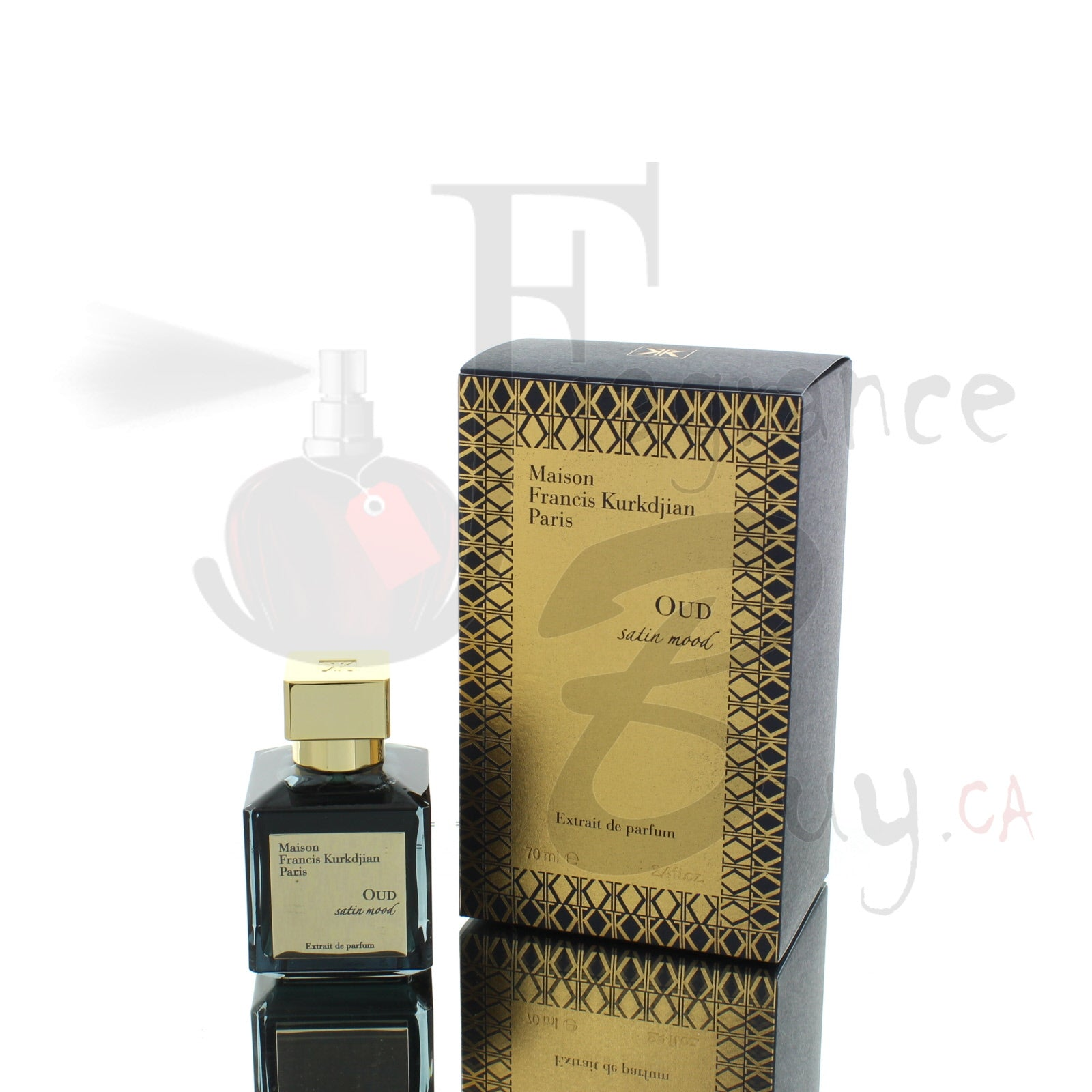 Francis Kurkdjian Oud Satin Mood Extrait For Man/Woman