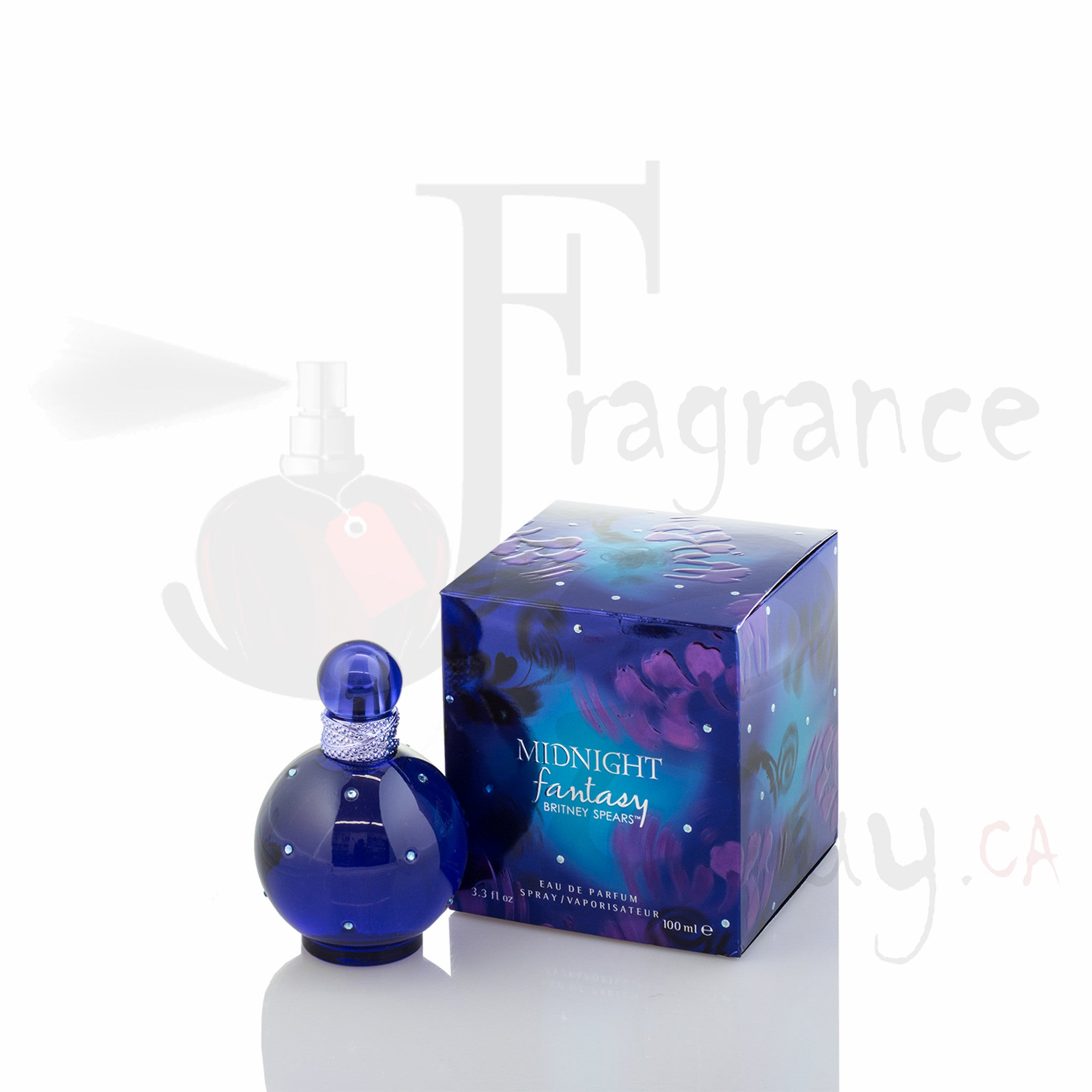 Britney Spears Midnight Fantasy For Woman