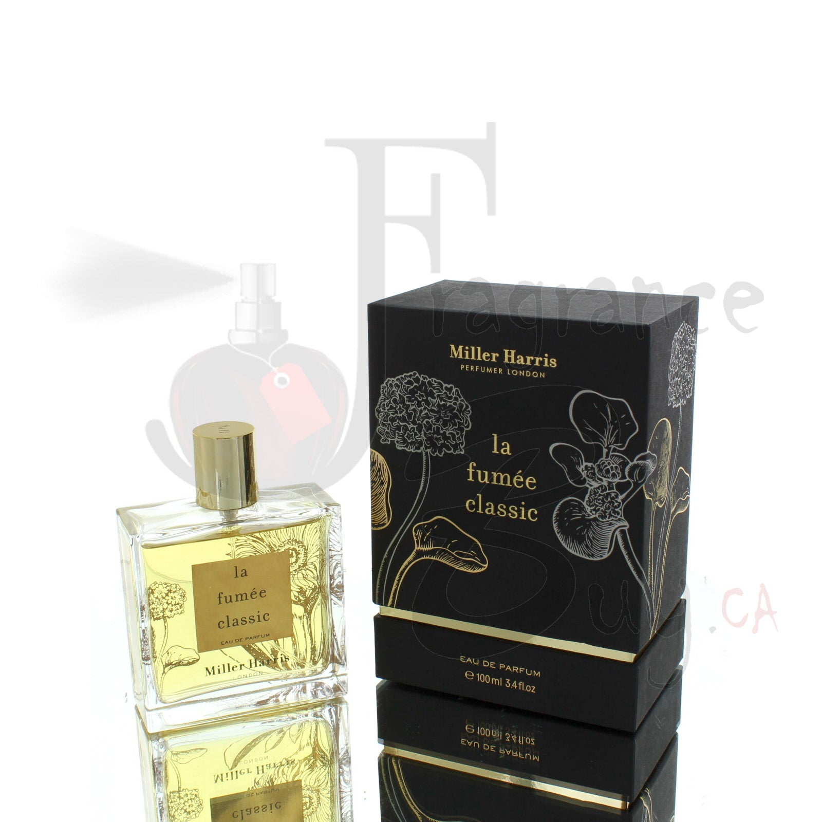 Miller Harris La Fumee Classic For Man/Woman