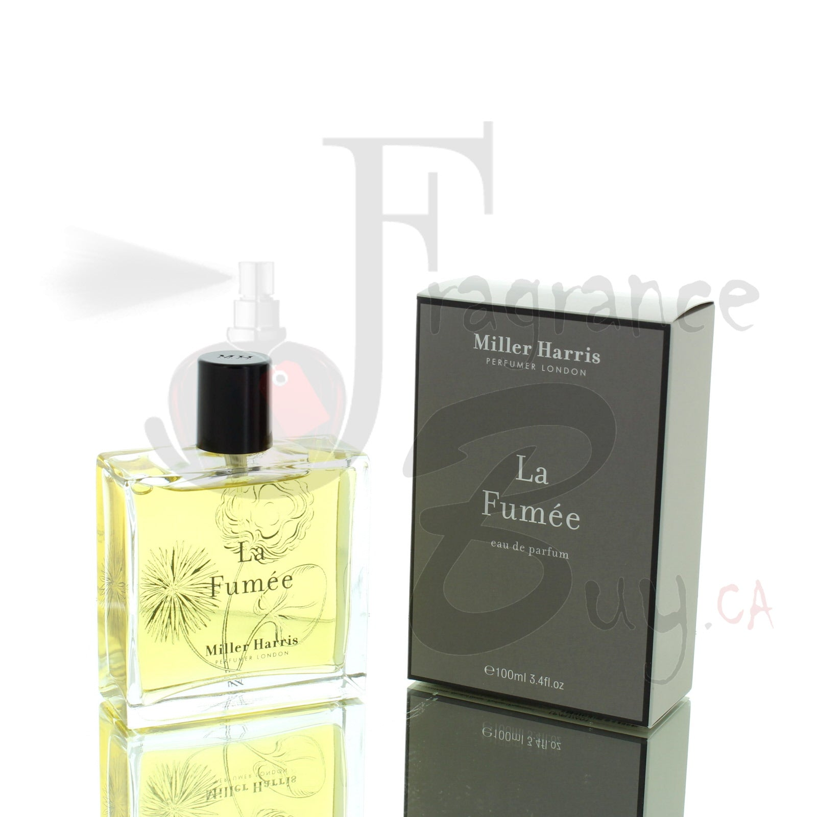 Miller Harris La Fumee Signature For Man