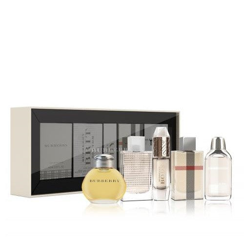 Burberry Miniature Holiday Pack For Woman