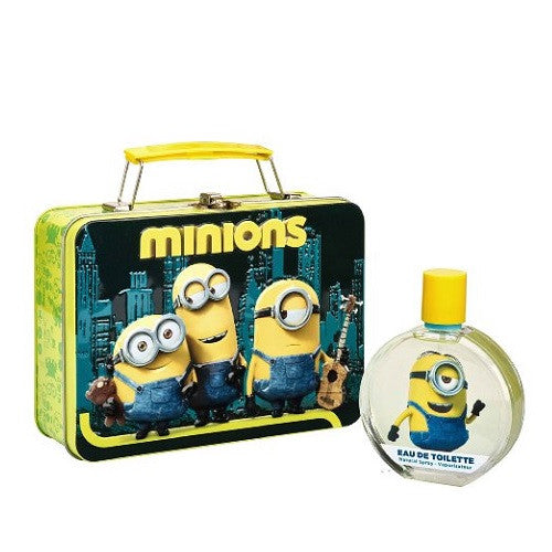 Minions For Boys (Also a Lunch Box)