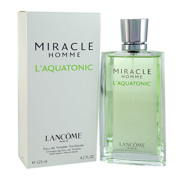 Miracle L'Aquatonic Homme by Lancome For Man