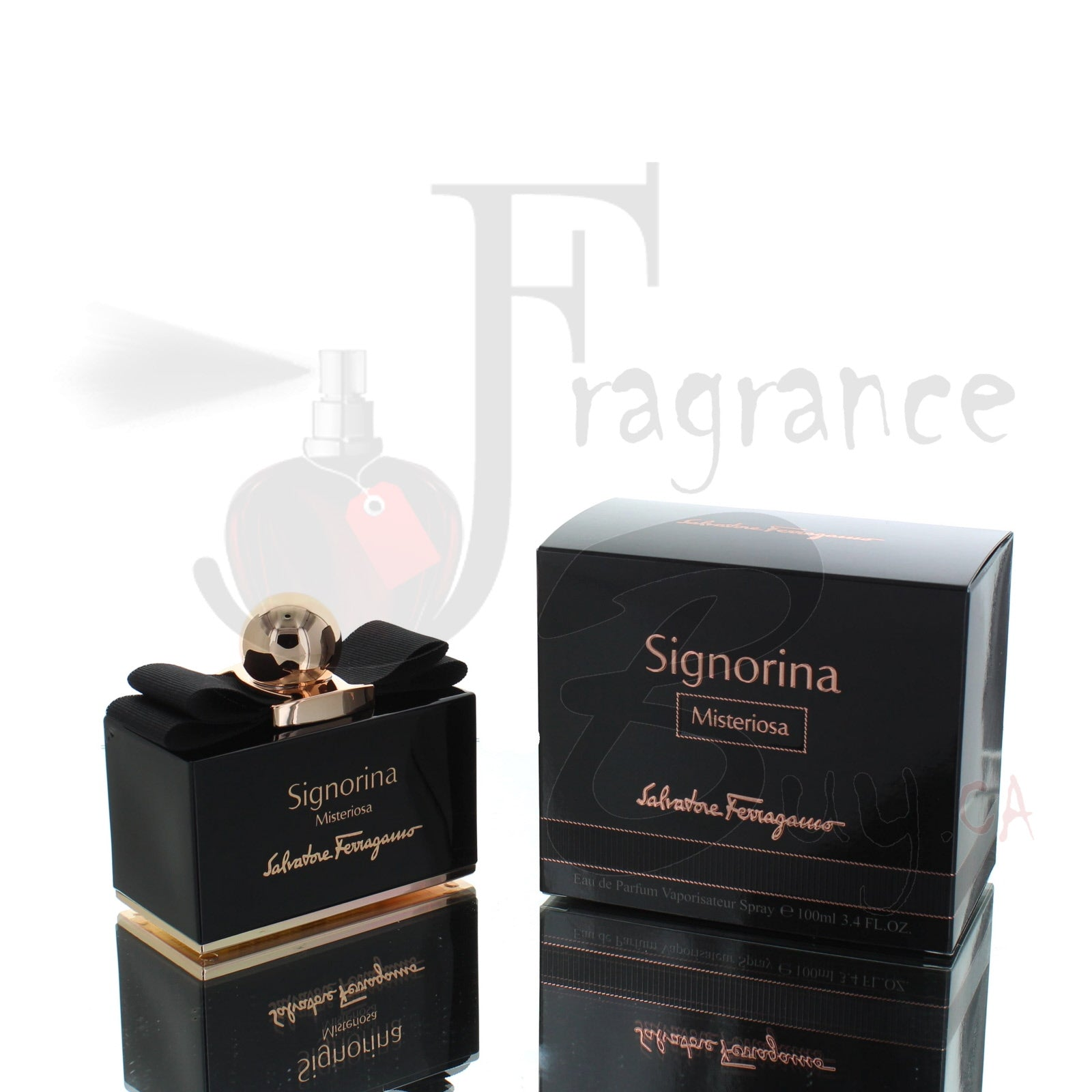 Salvatore Ferragamo Signorina Misteriosa For Woman
