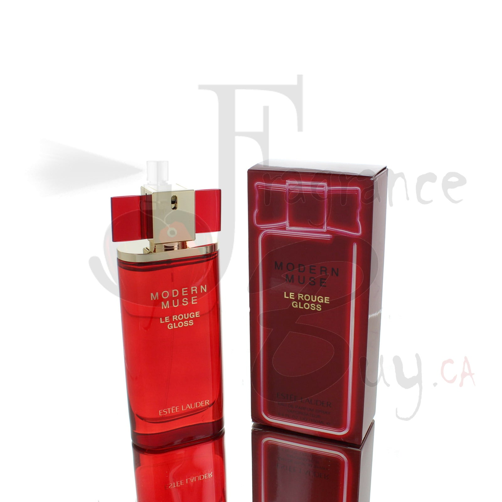 Estee Lauder Modern Muse Le Rouge Gloss Edition For Woman