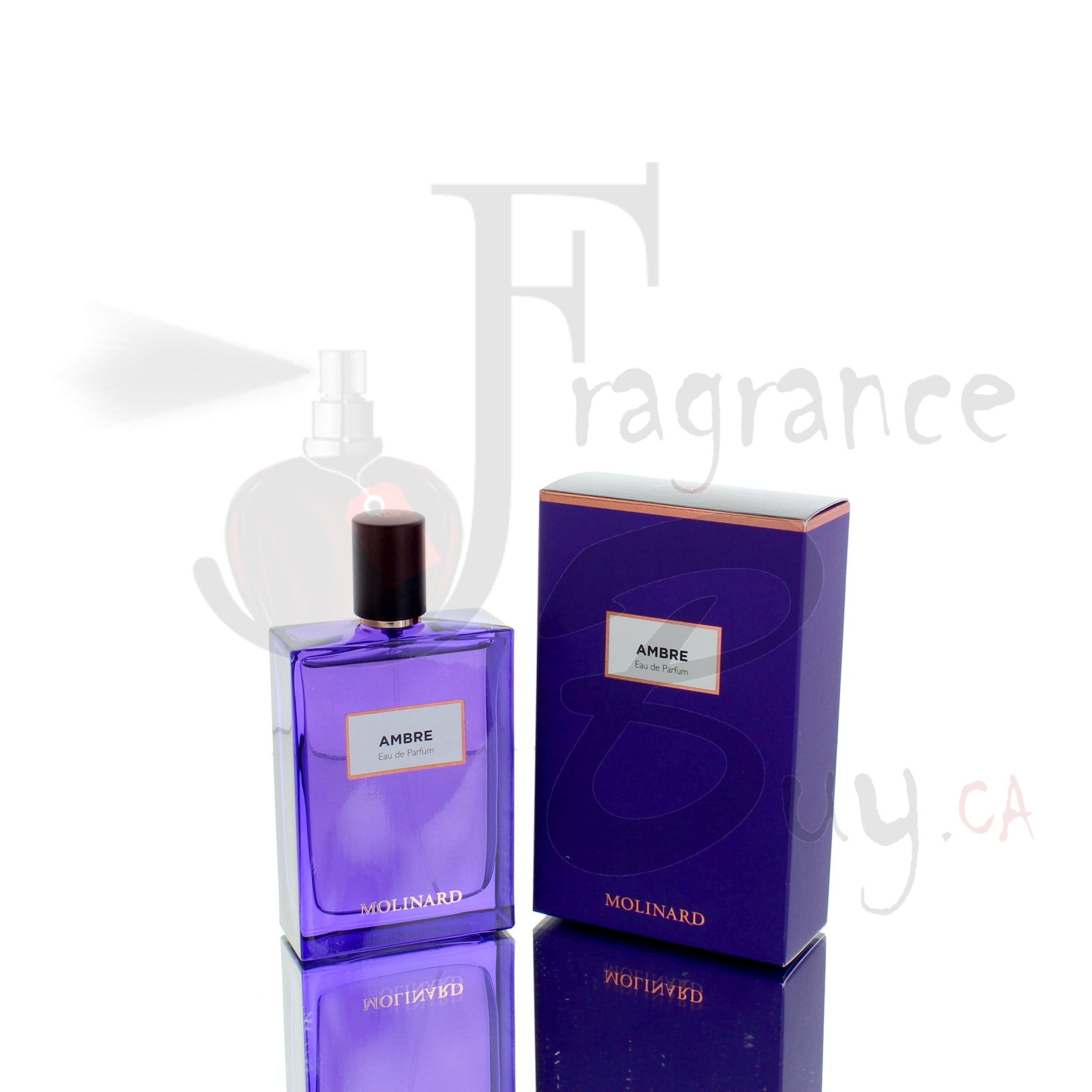 Molinard Ambre For Man/Woman