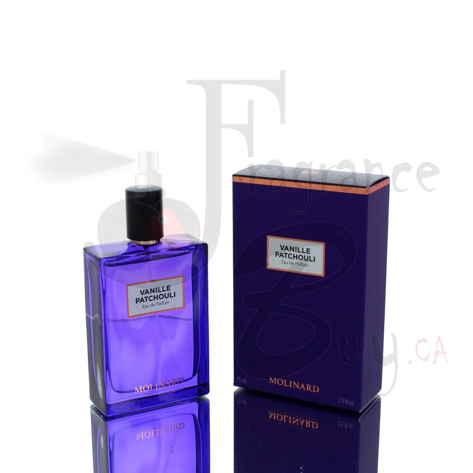 Molinard Vanille Patchouli For Man/Woman