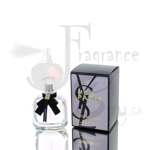 YvesSaintLaurent YSL Mon Paris For Woman