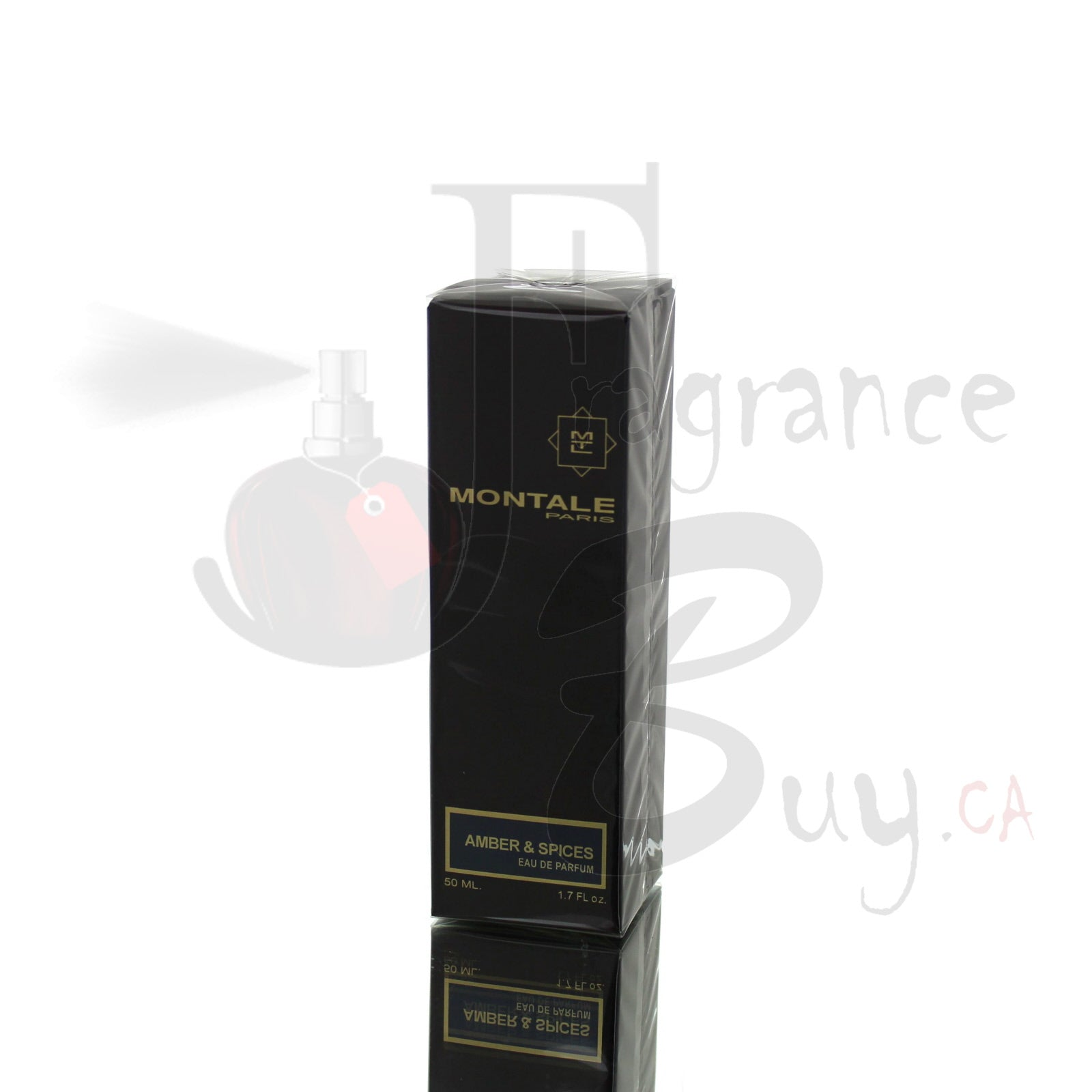 Montale Amber & Spices For Man/Woman