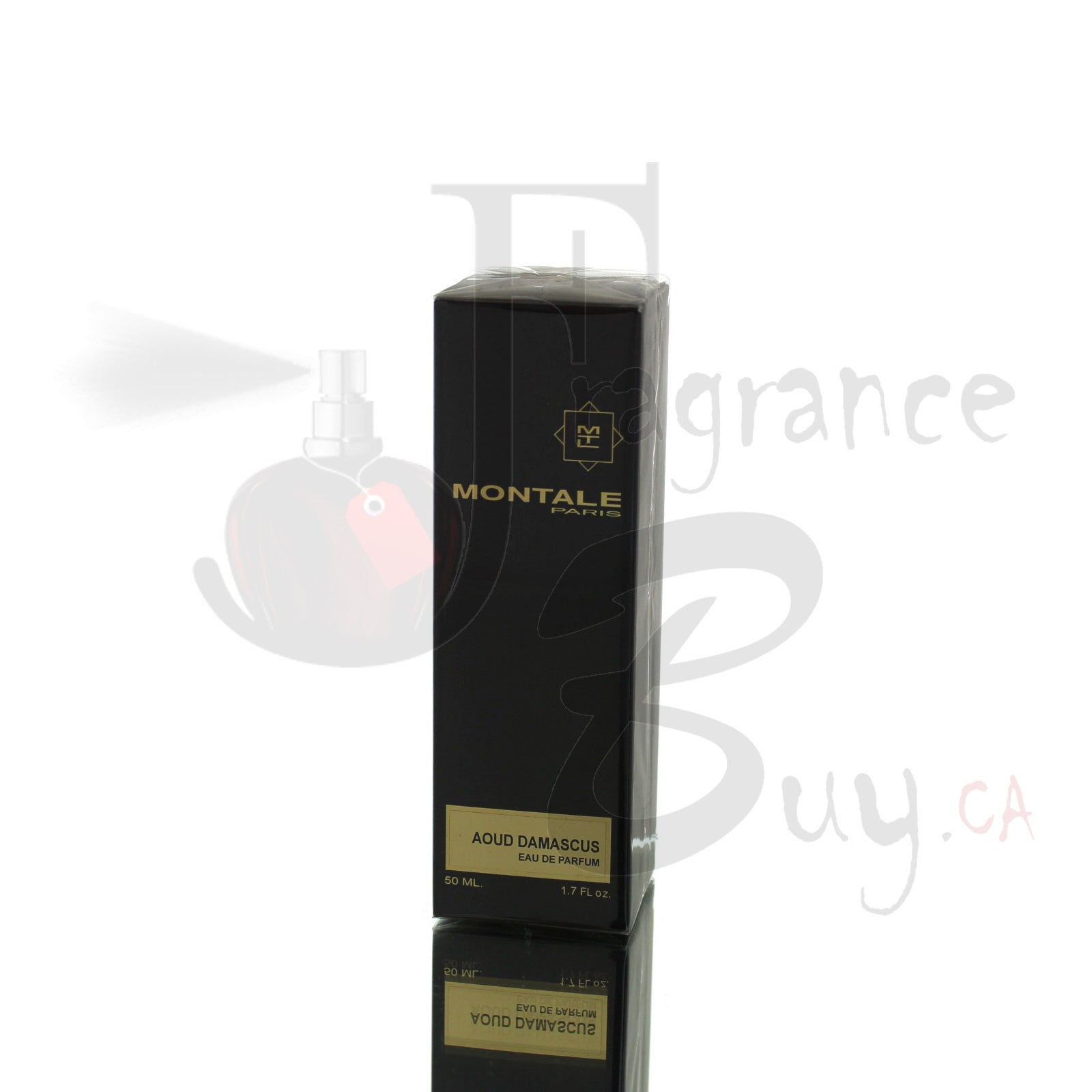 Montale Aoud Damascus For Woman