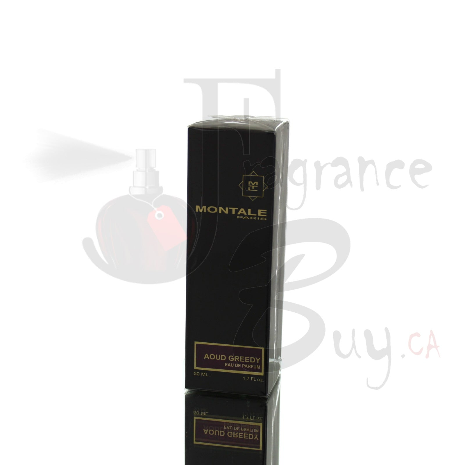 Montale Aoud Greedy For Man/Woman