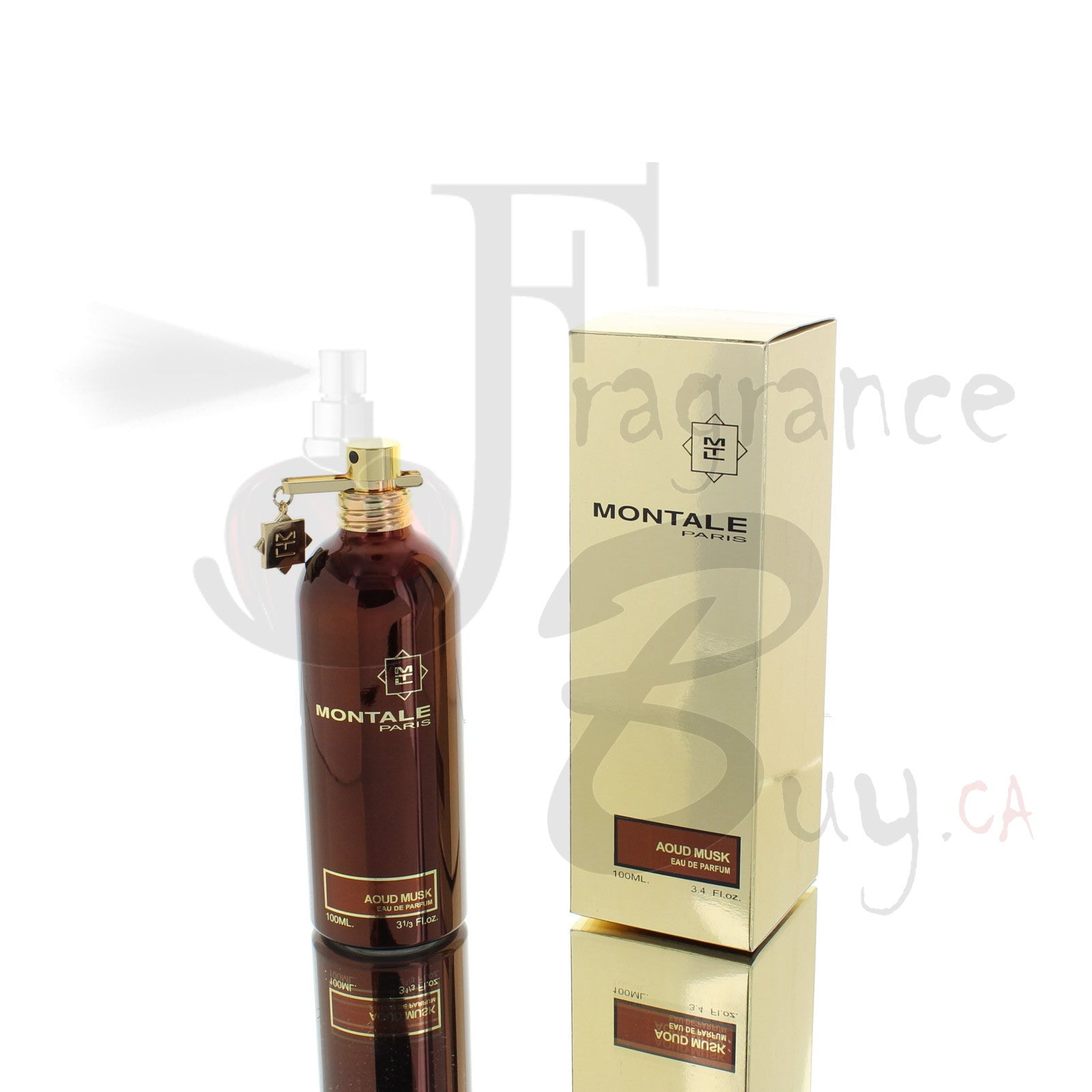 Montale Aoud Musk For Woman