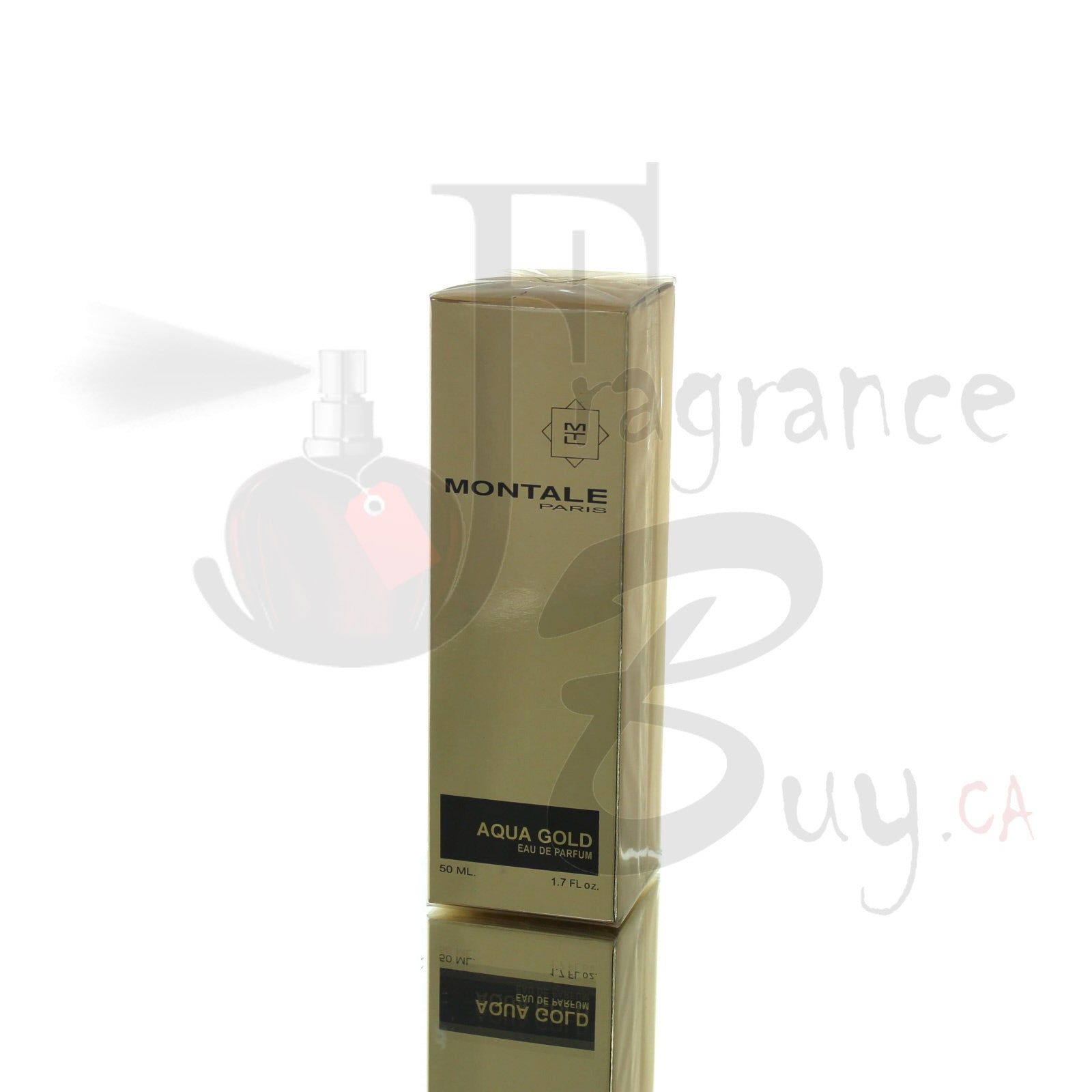 Montale Aqua Gold For Man/Woman